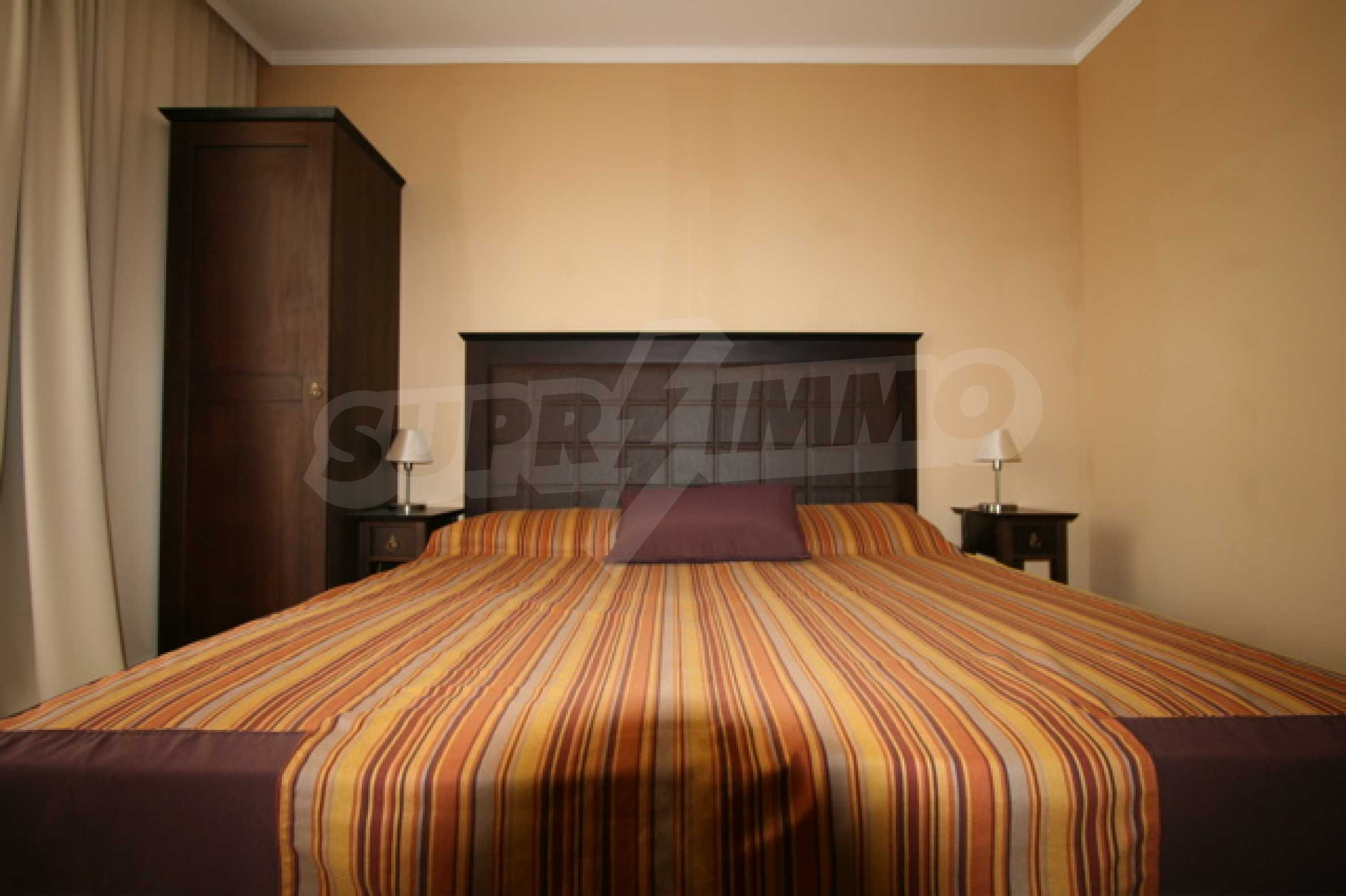 """Komplett eingerichtete Wohnung mit einem Schlafzimmer in """"Royal Beach Barcelo"""" 9"""