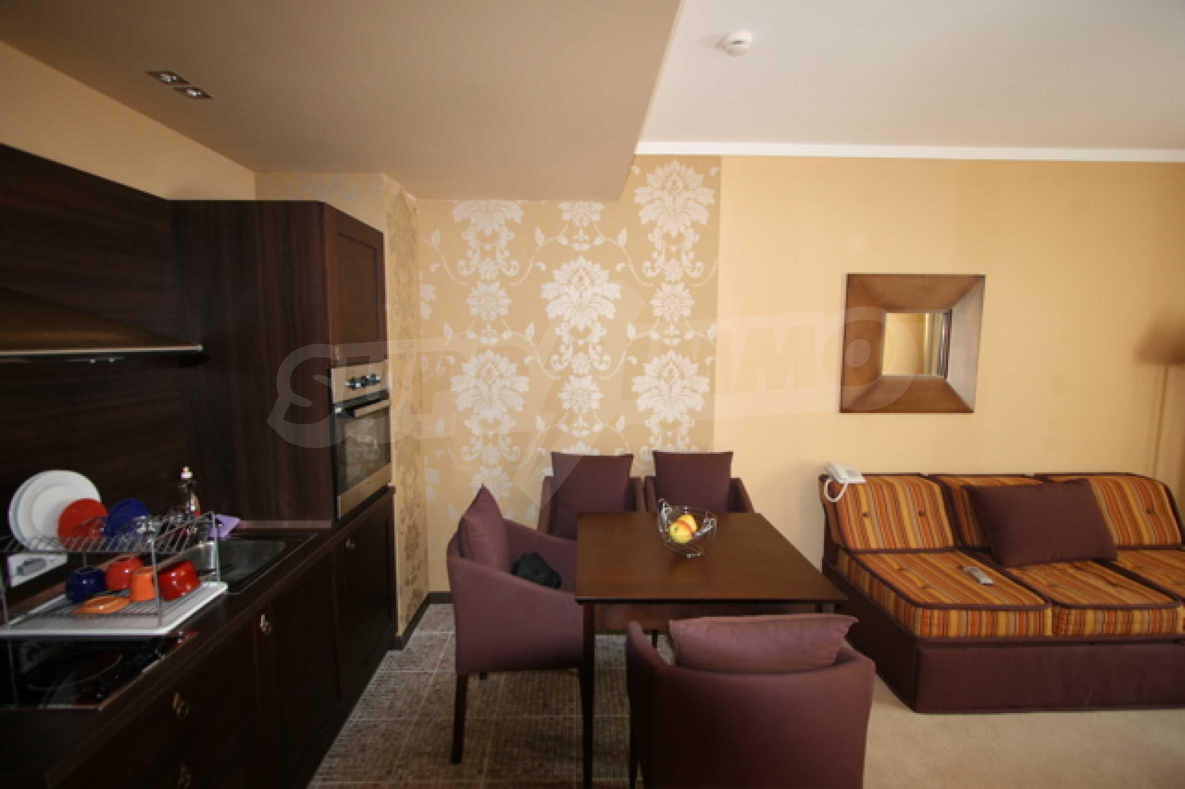 """Komplett eingerichtete Wohnung mit einem Schlafzimmer in """"Royal Beach Barcelo"""" 4"""