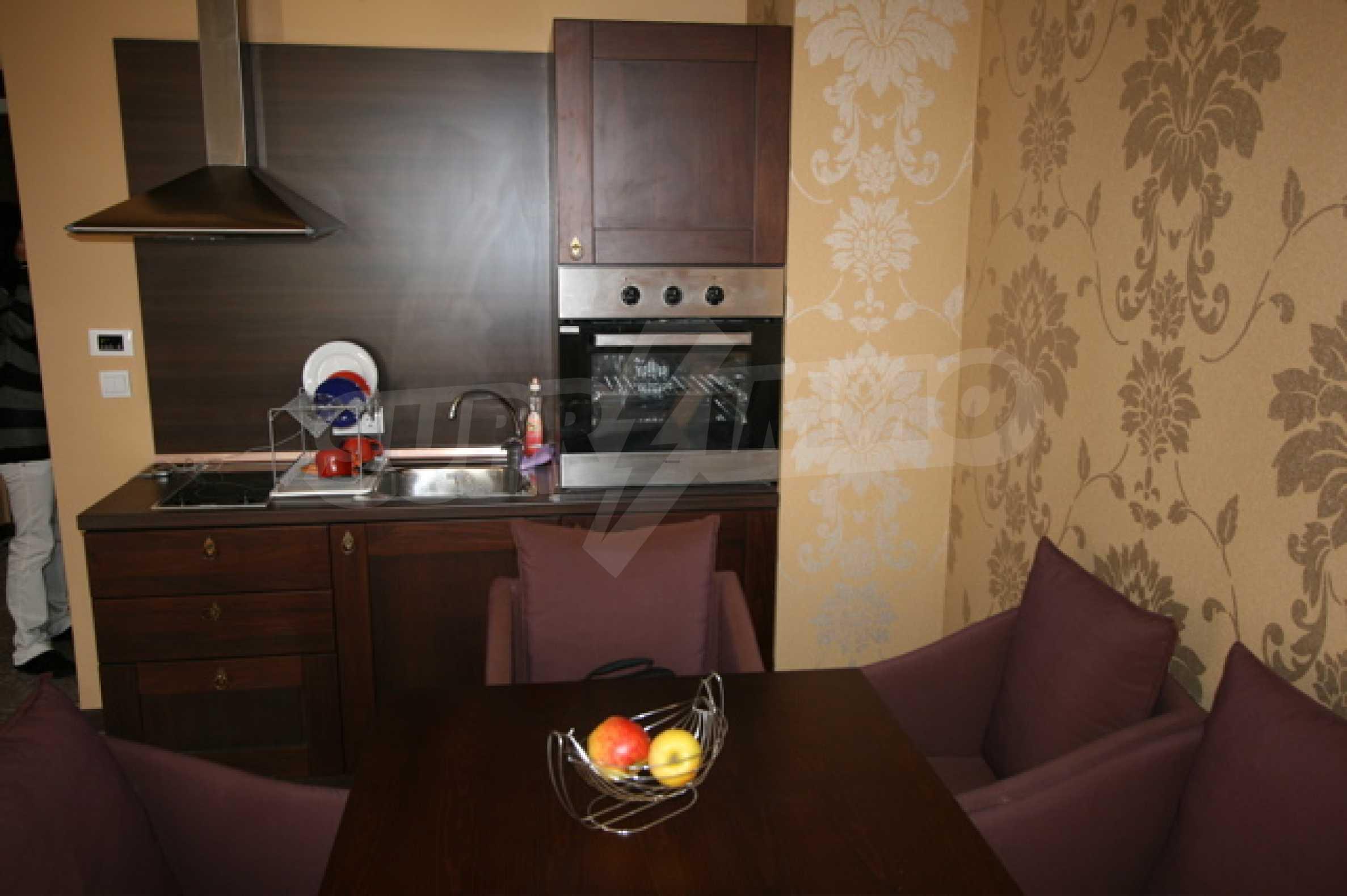 """Komplett eingerichtete Wohnung mit einem Schlafzimmer in """"Royal Beach Barcelo"""" 6"""