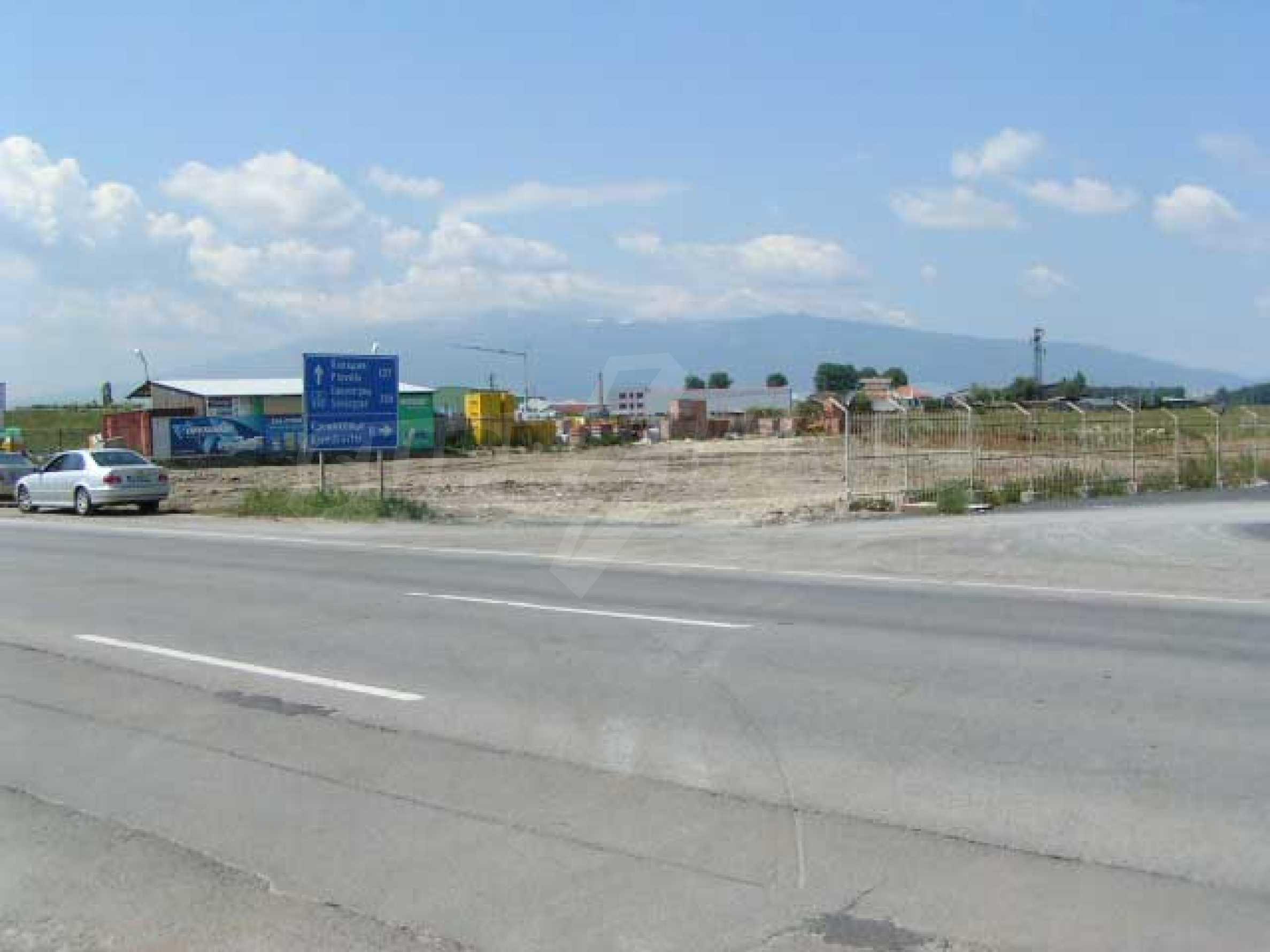 Land zum Verkauf in Sofia 7