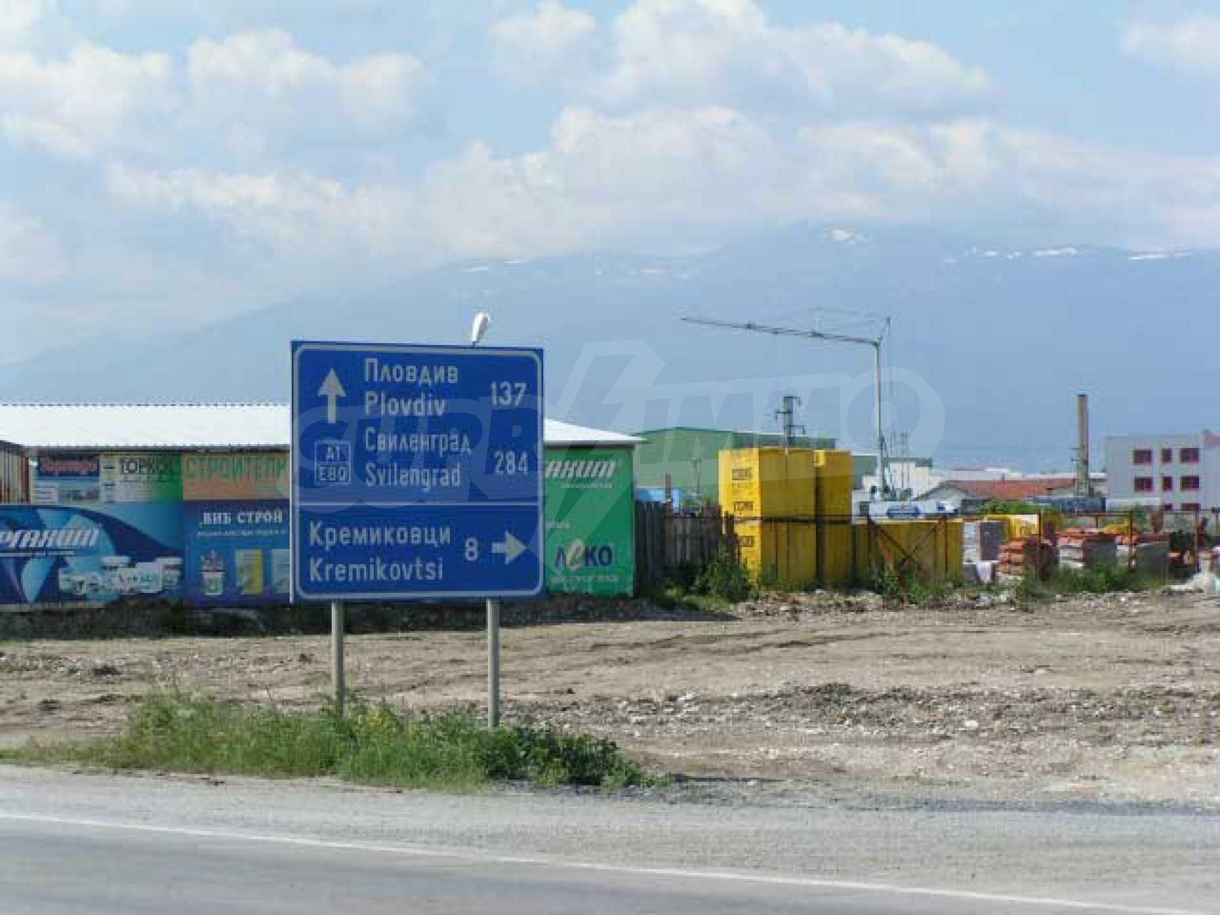 Земя за продажба в София 8