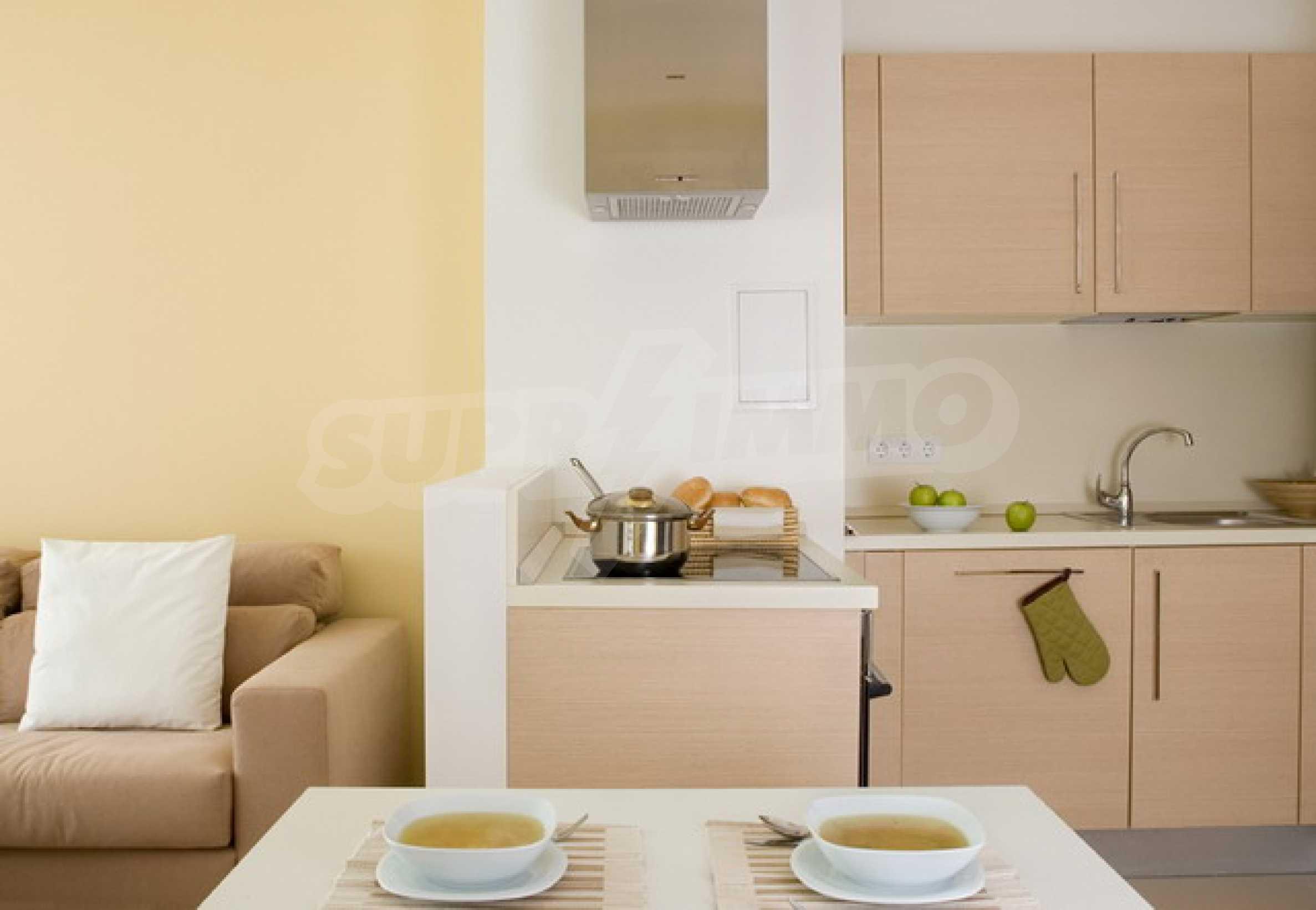 Тристайно жилище в кв. Дианабад 3