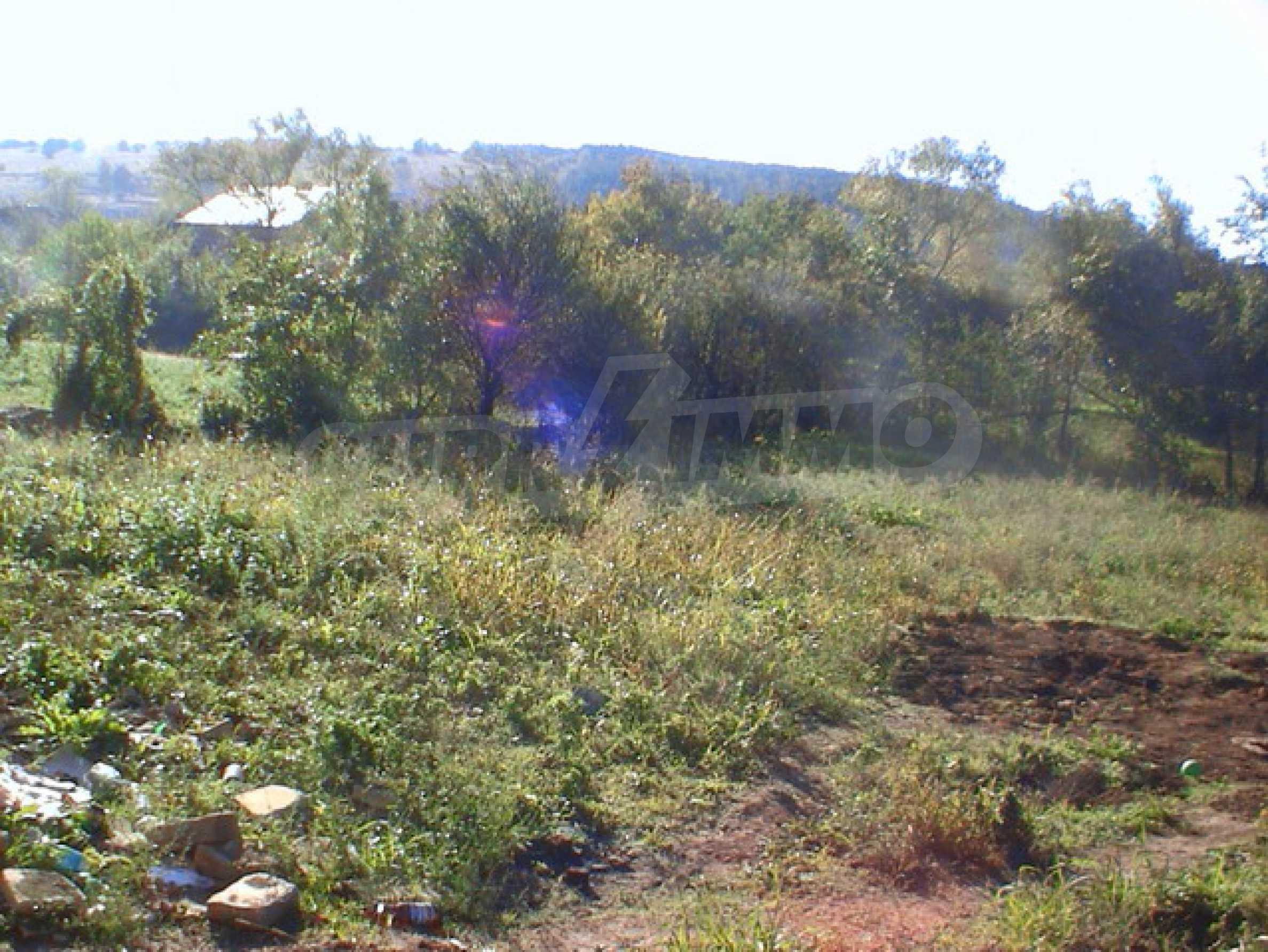 Селски имот в хубаво населено място  13
