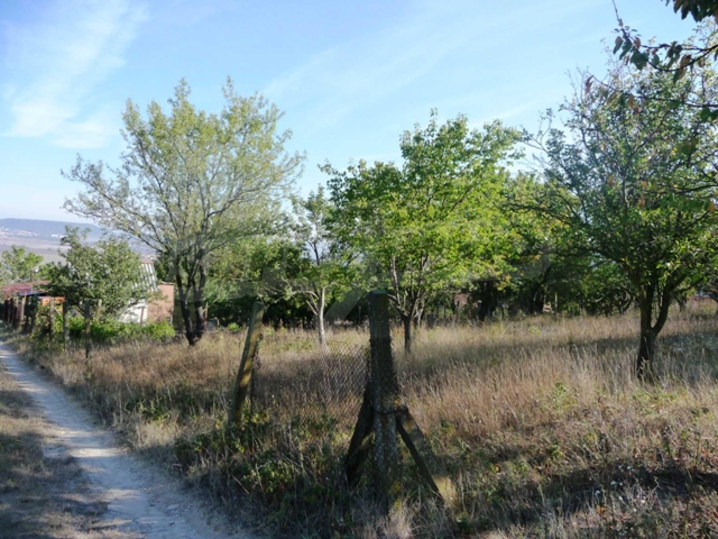 Земельный участок в с. Кранево 5