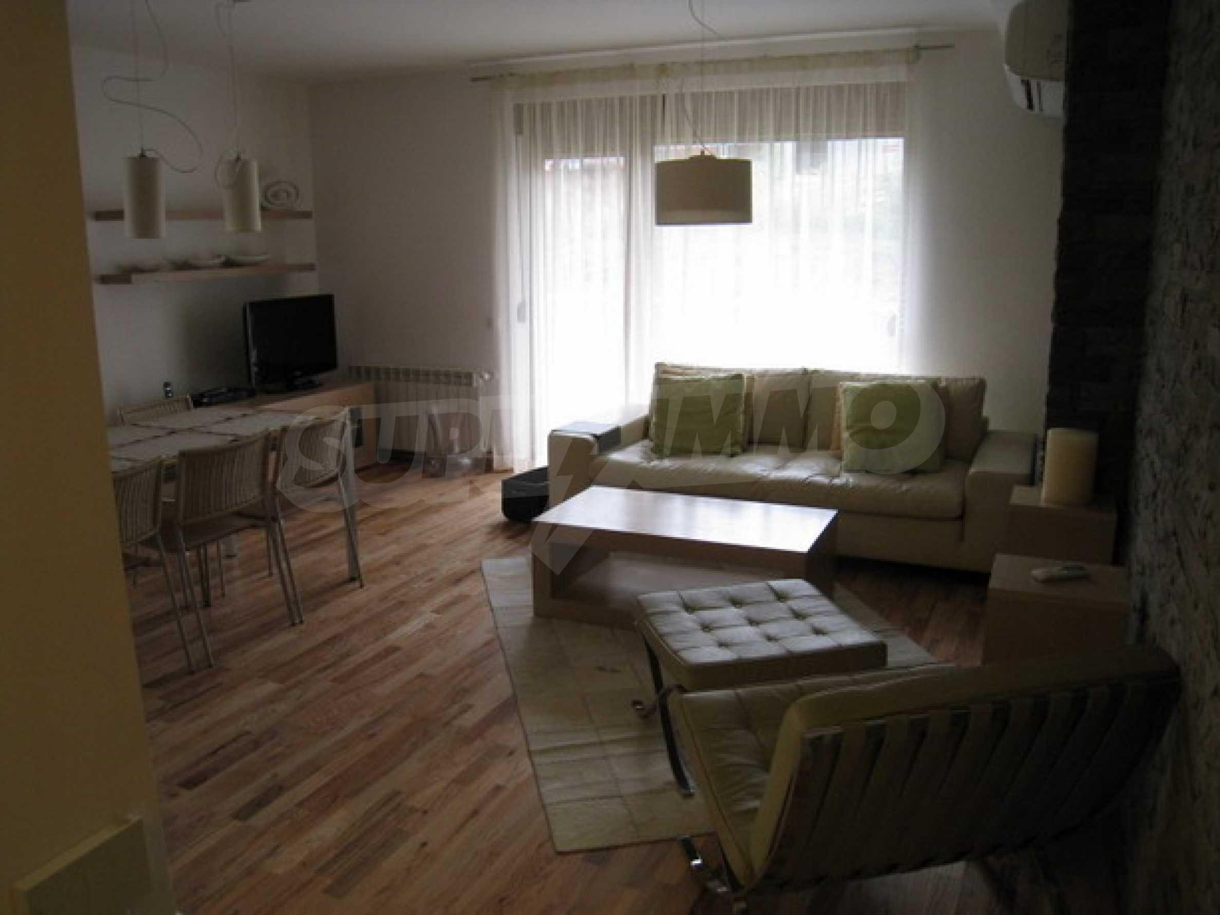 Апартамент Бояна 10