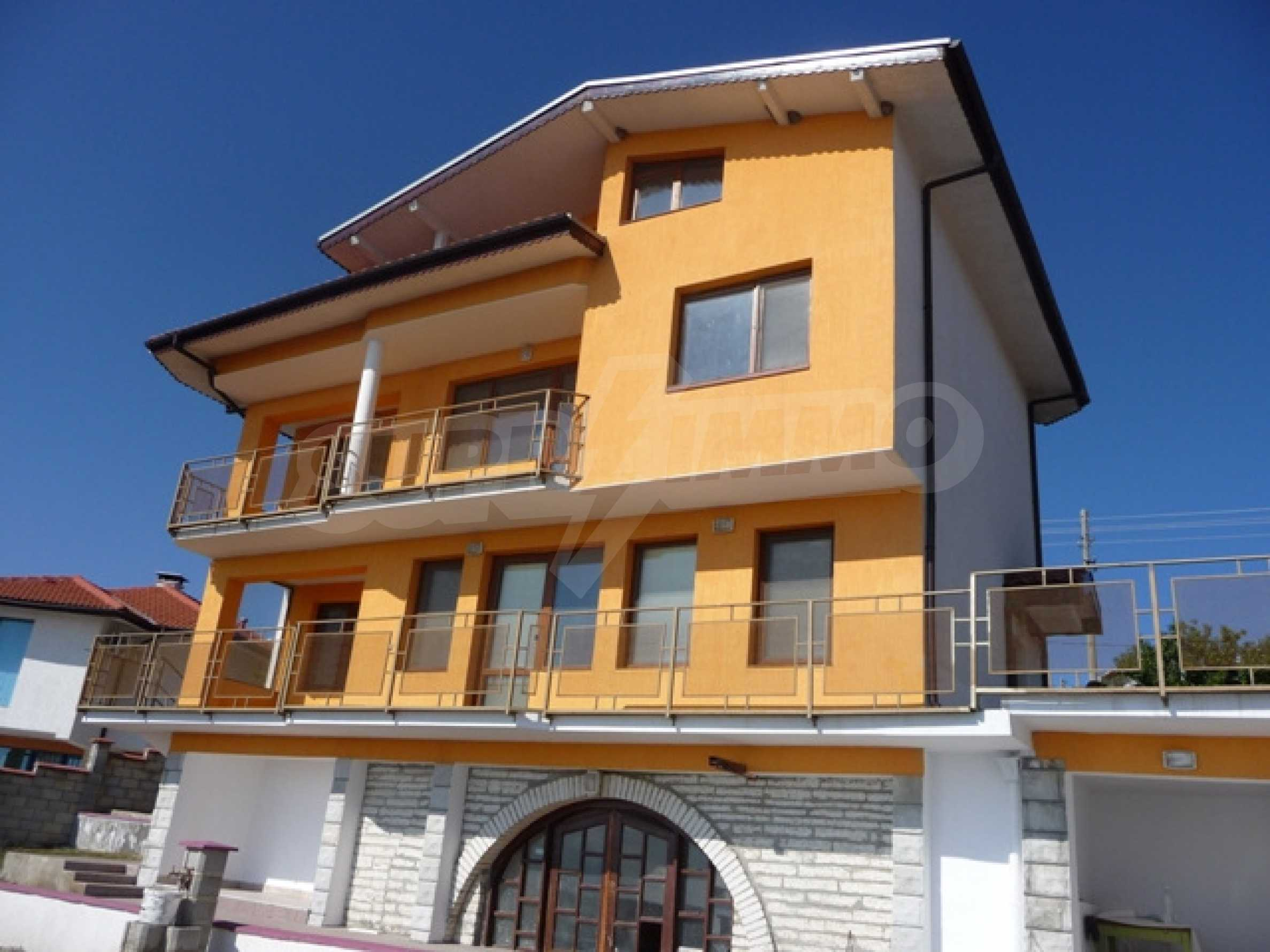 Four storey villa for sale situated in Golden Fish villa zone