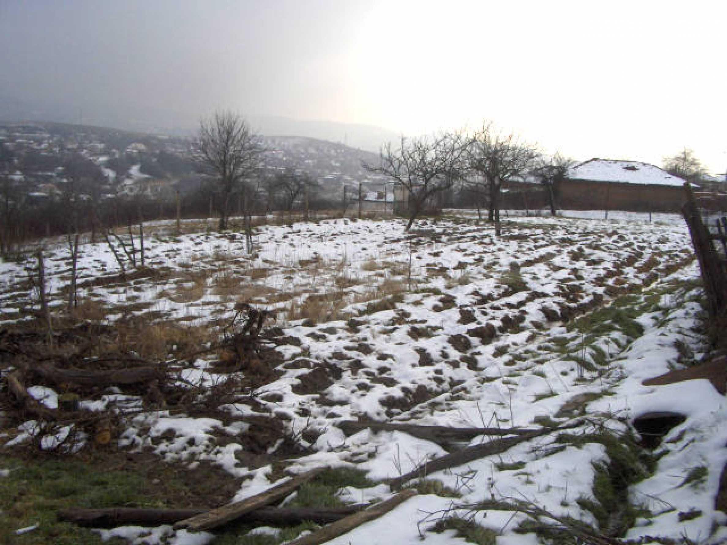 Большой земельный участок вблизи Софии