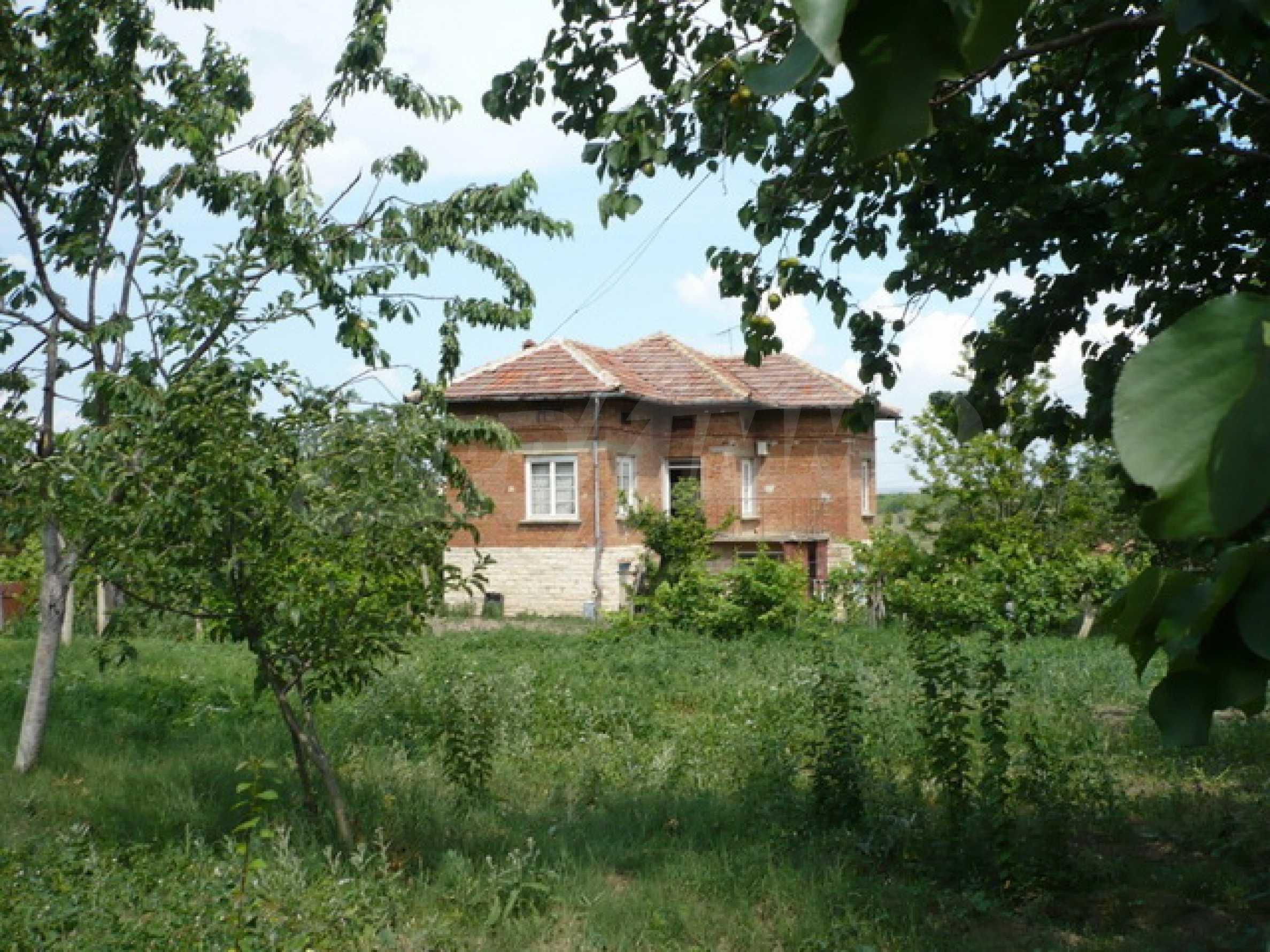 Продажа домa вблизи г. Велико Тырново
