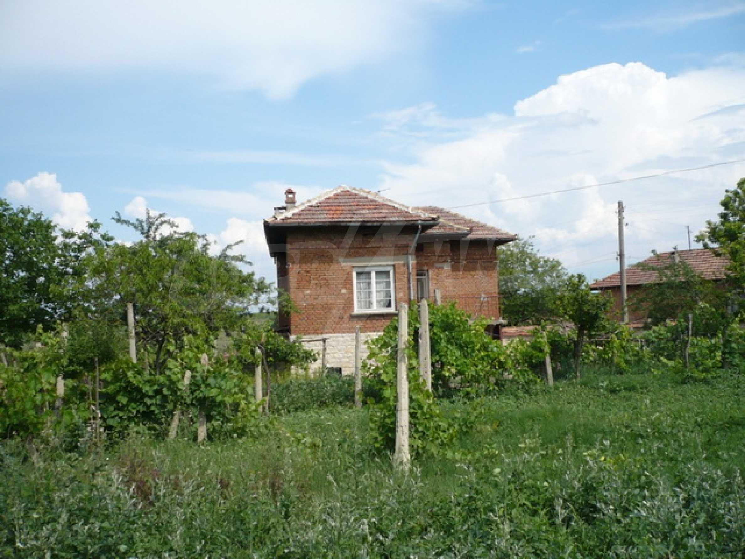 Продажа домa вблизи г. Велико Тырново 1