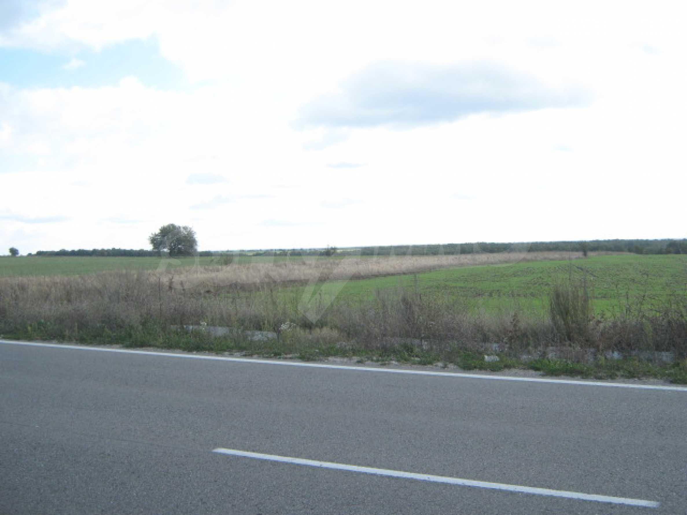 Продажа земли вблизи г. Видин  1