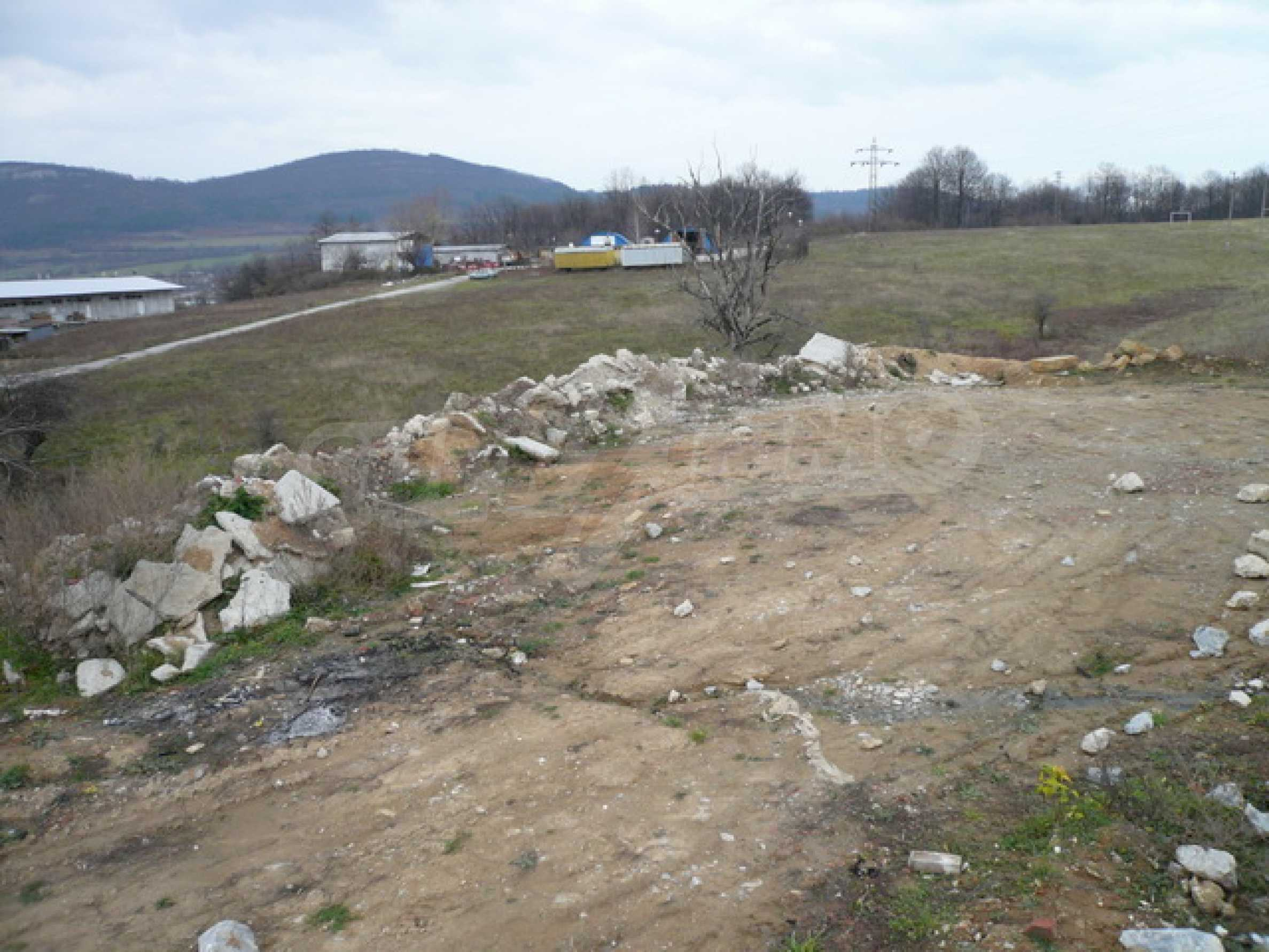 Commercial plot of land in the town of Gabrovo 4