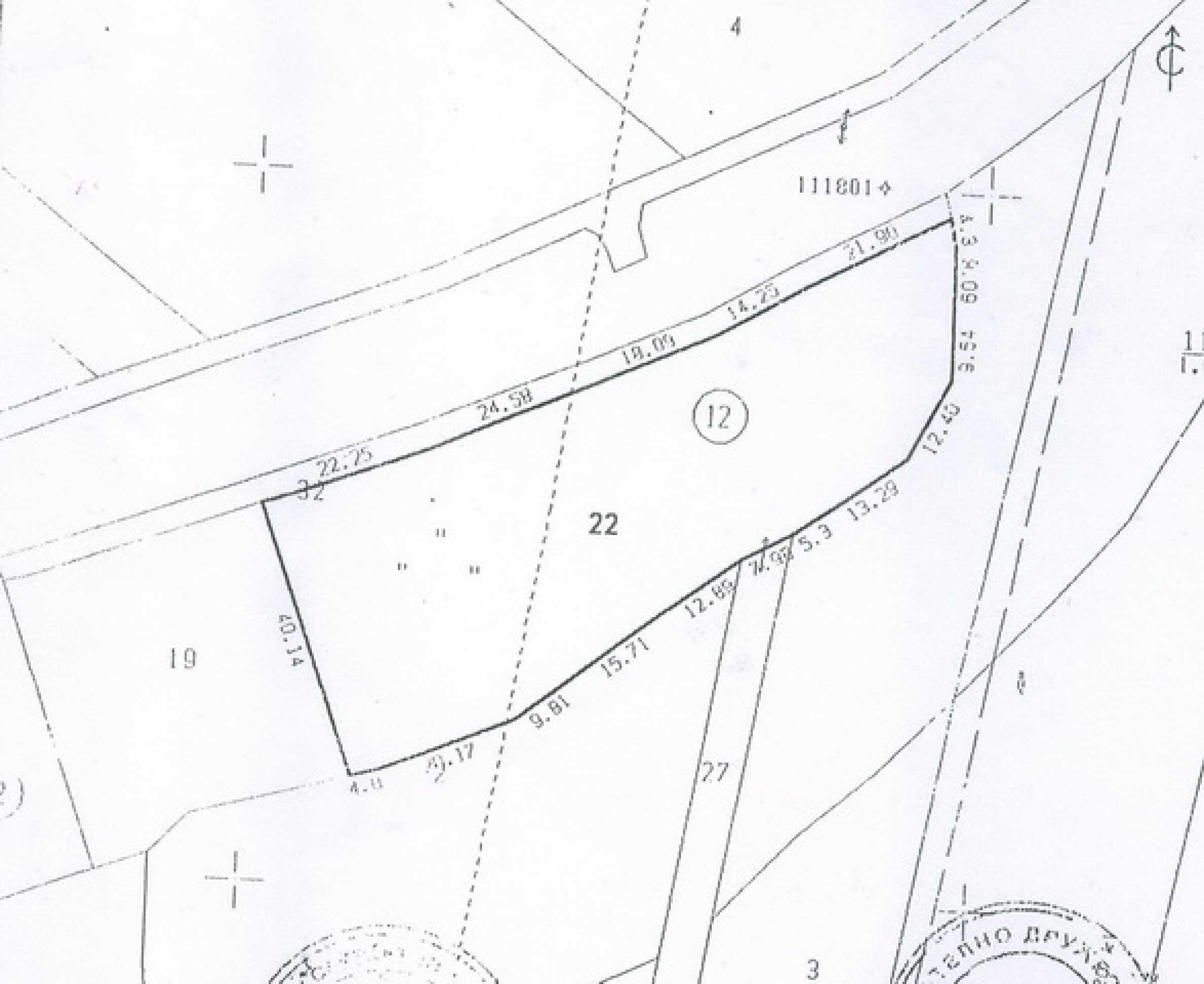 Продажа земли вблизи г. Габрово