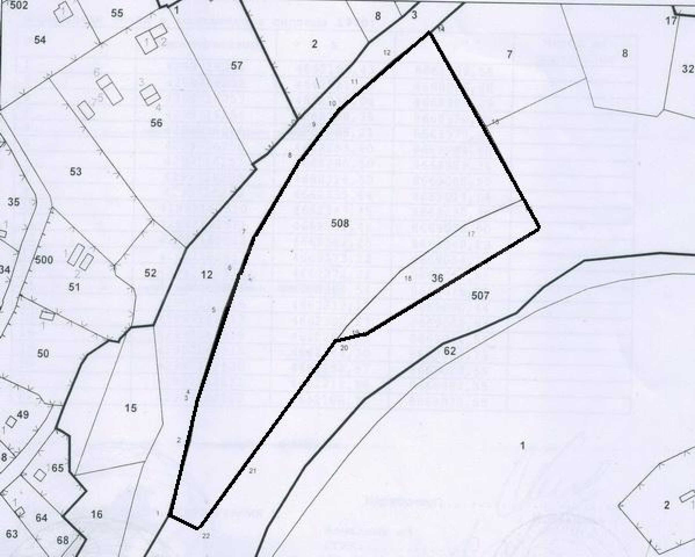 Plot of land for residential building in the town of Gabrovo
