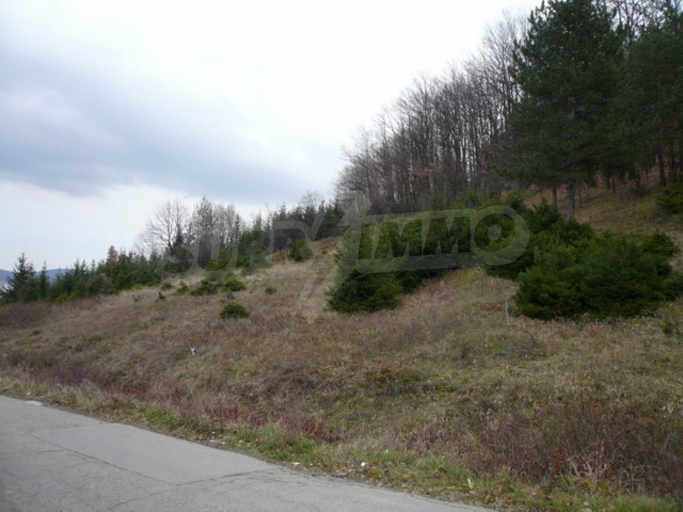 Plot of land for residential building in the town of Gabrovo 3