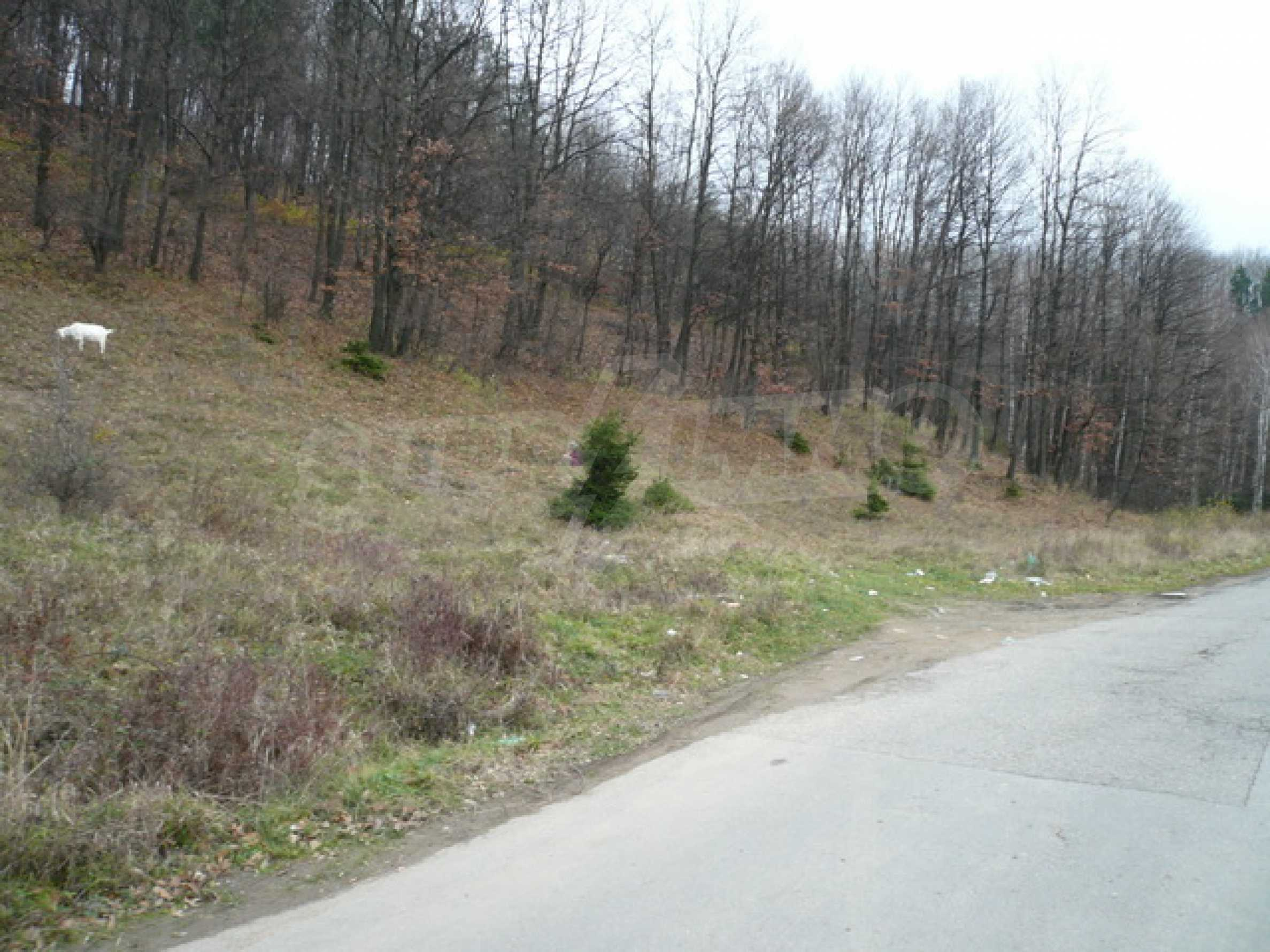 Plot of land for residential building in the town of Gabrovo 7