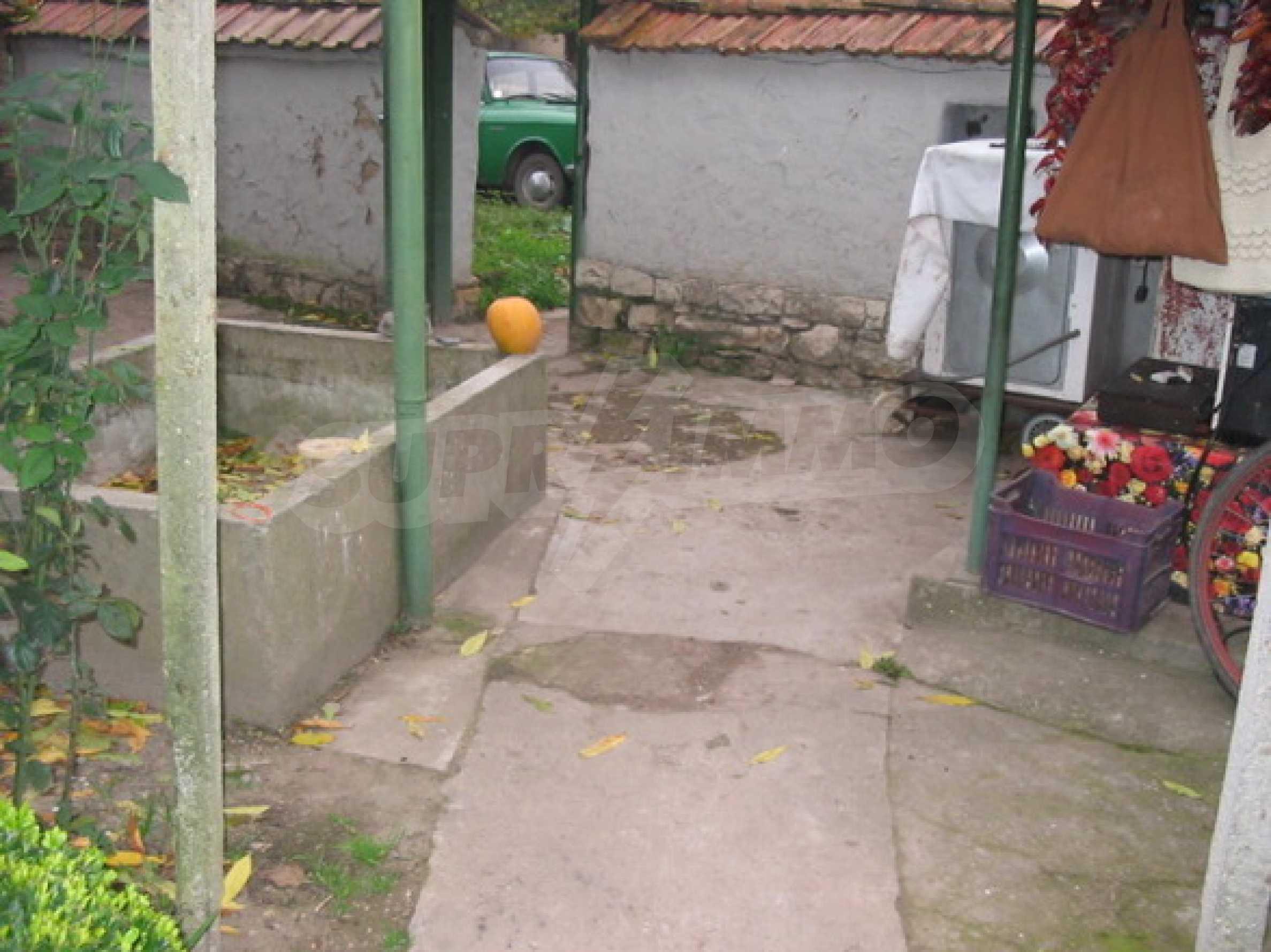 Haus mit Hof in der Nähe von Veliko Tarnovo 9