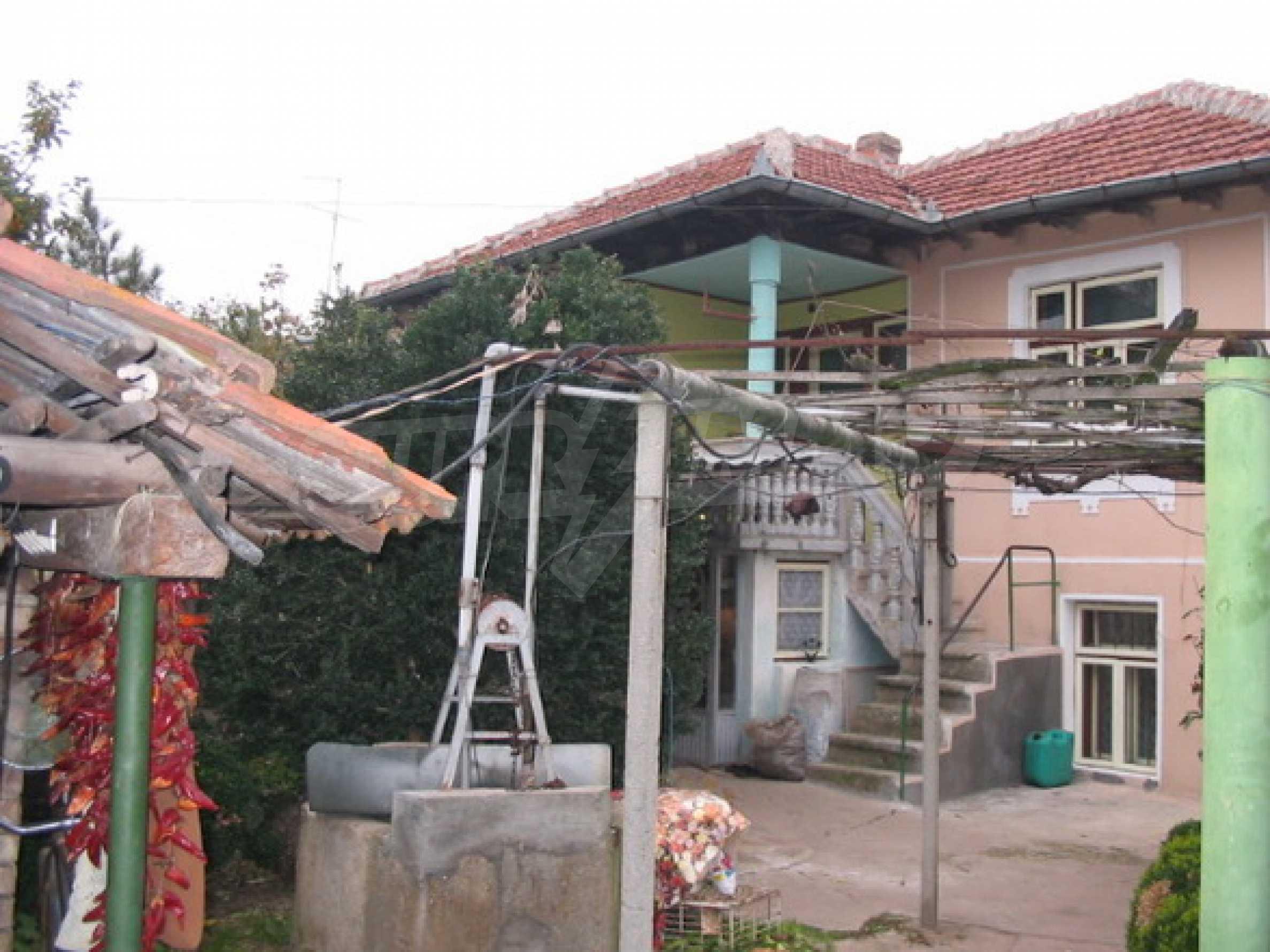 Haus mit Hof in der Nähe von Veliko Tarnovo 1