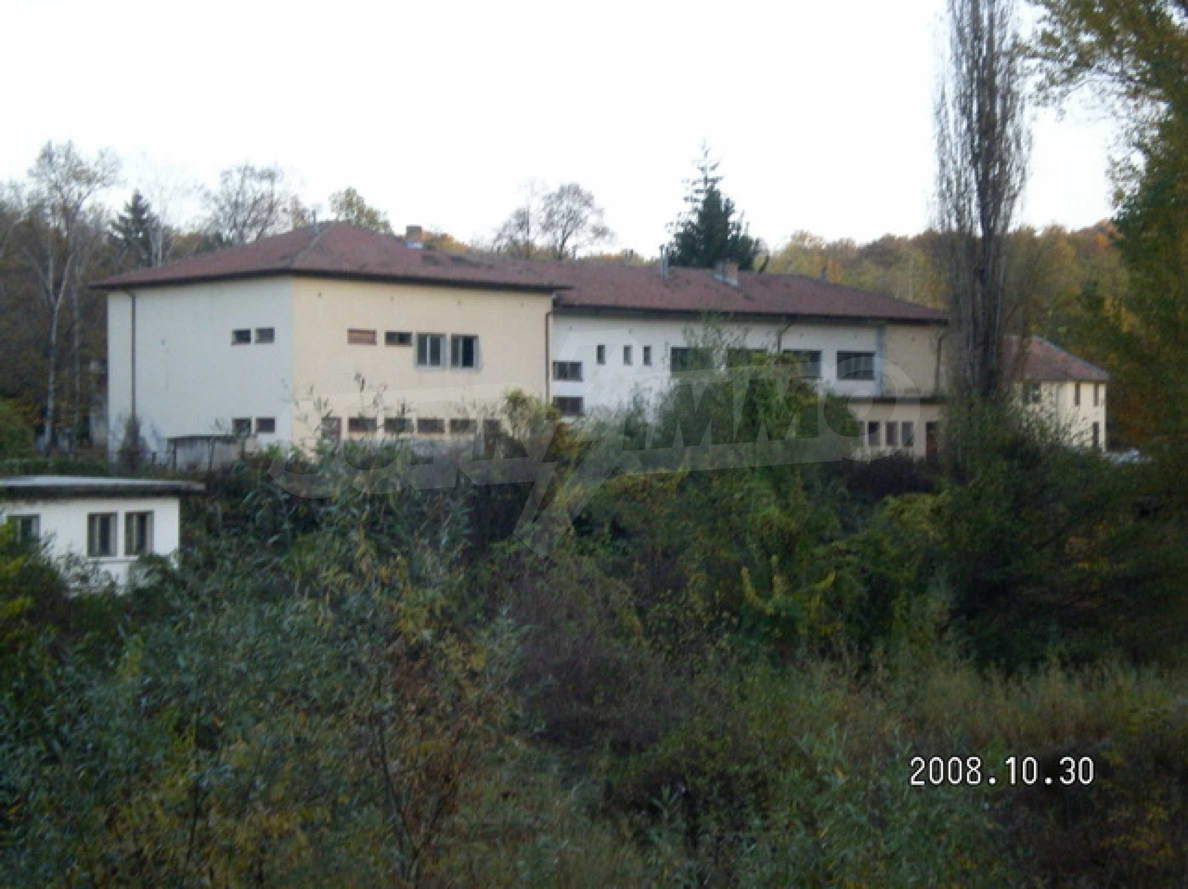 Мотел-ресторант на главен път Велико Търново-Габрово