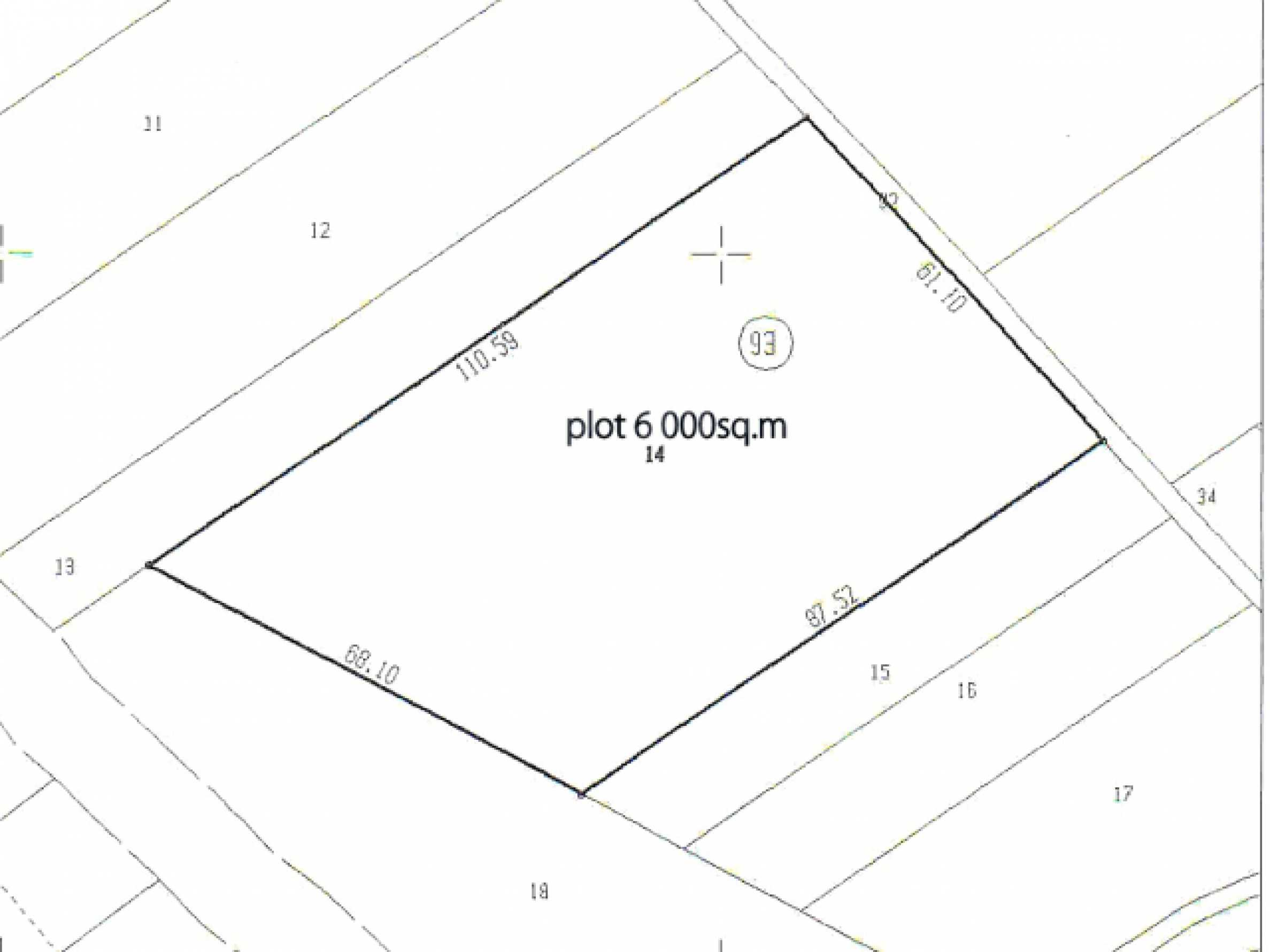 Продажа земли вблизи г. Видин 3