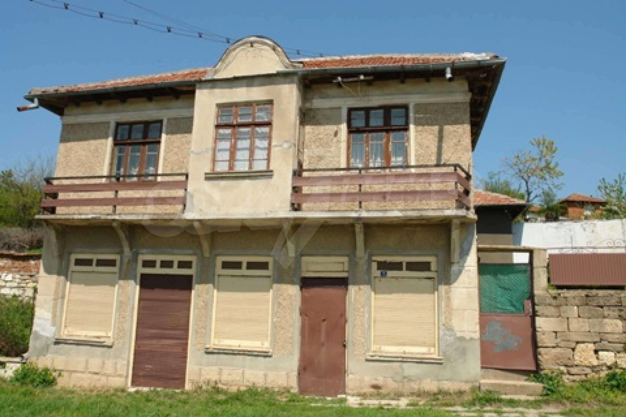 Къща в село Черешово