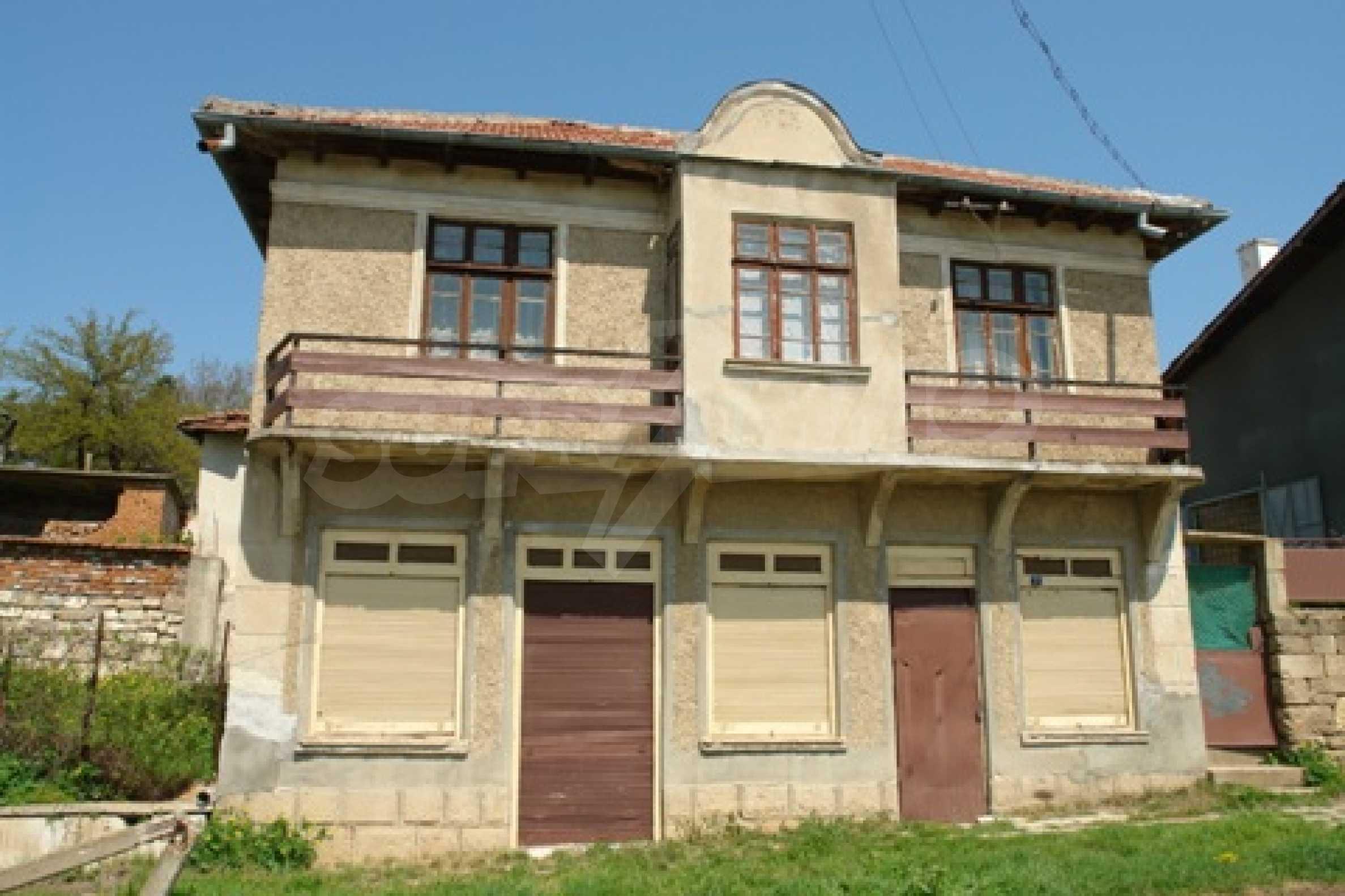 Къща в село Черешово 1