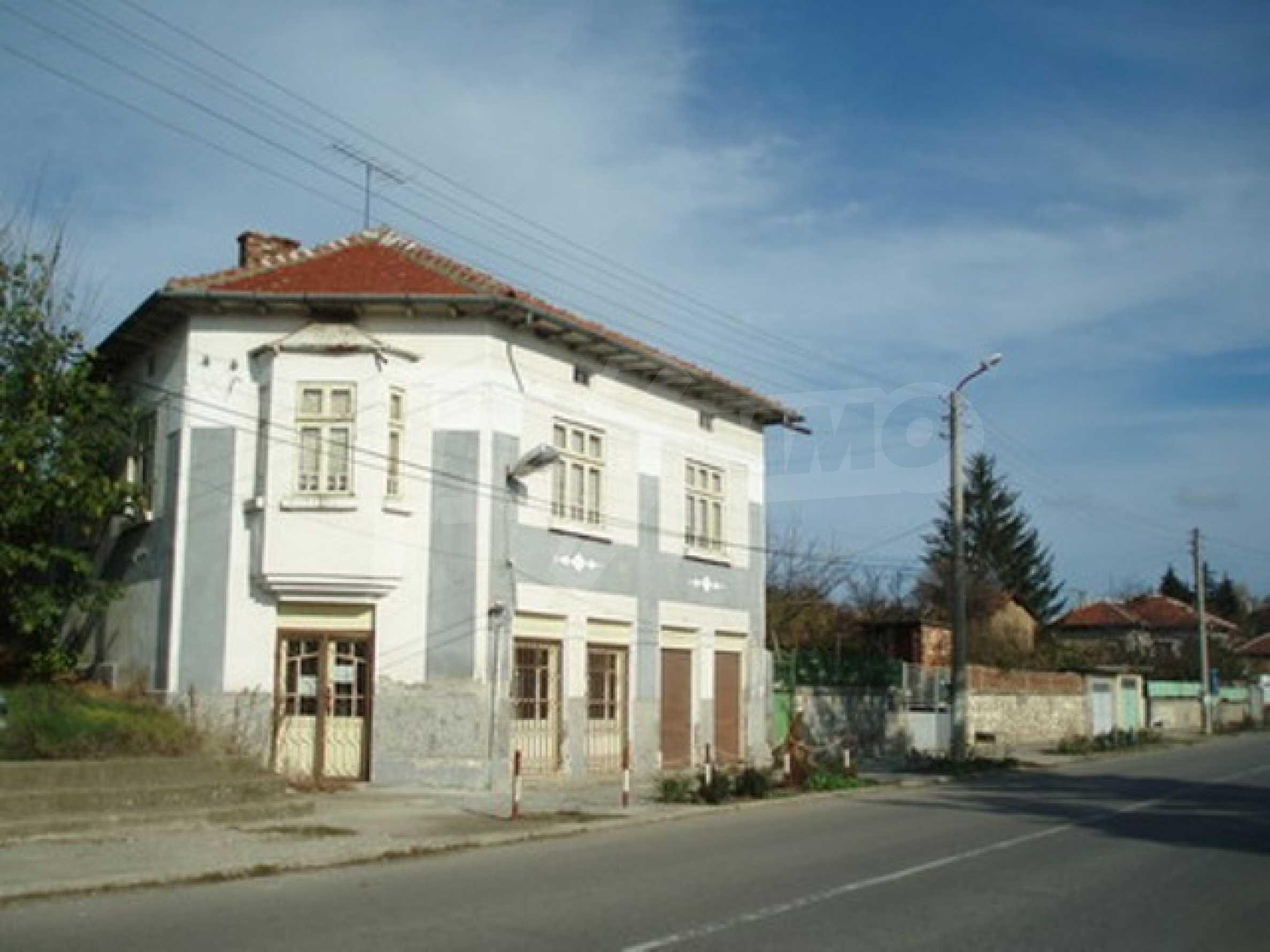 House in Chervena voda