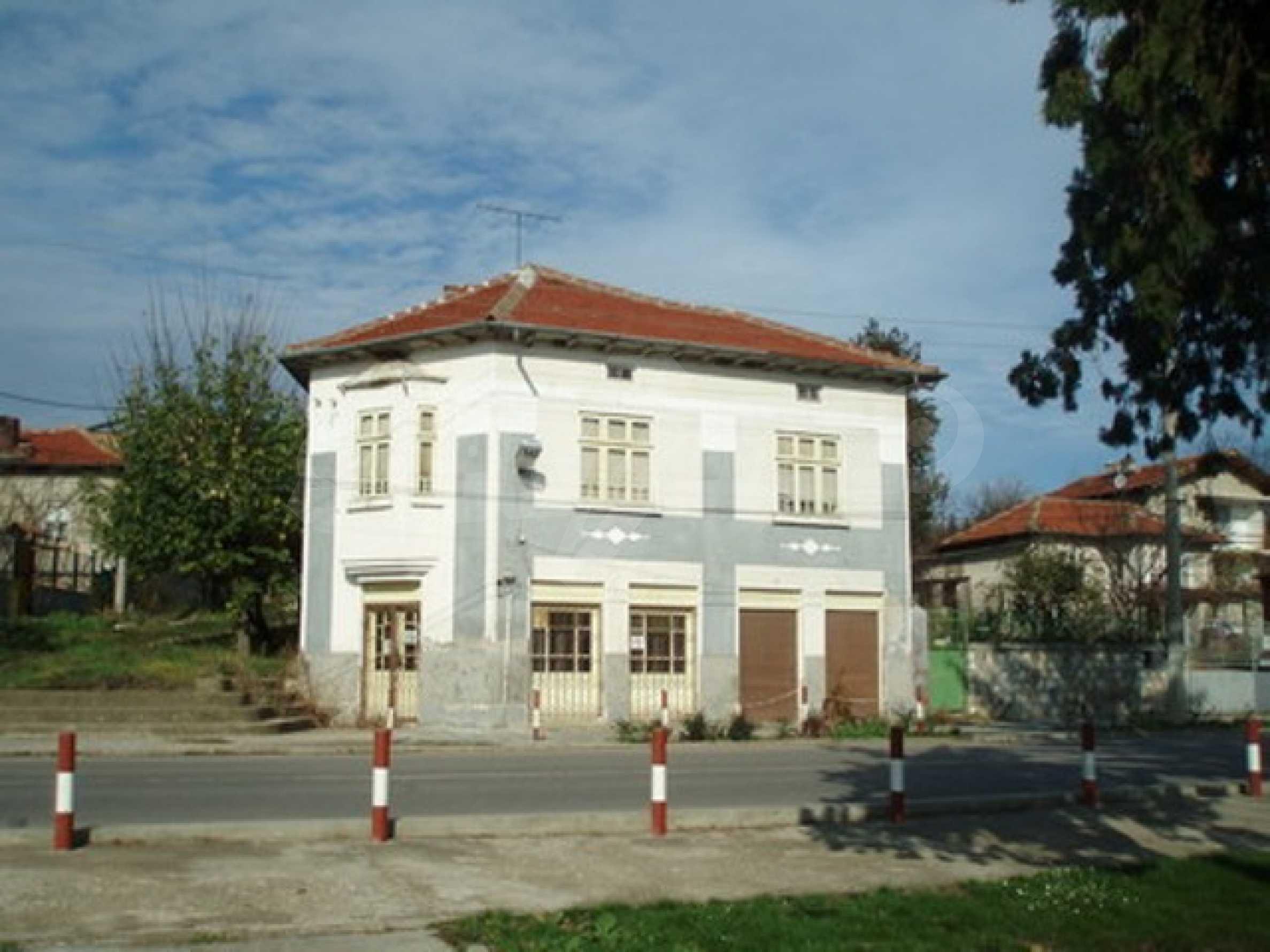 House in Chervena voda 1