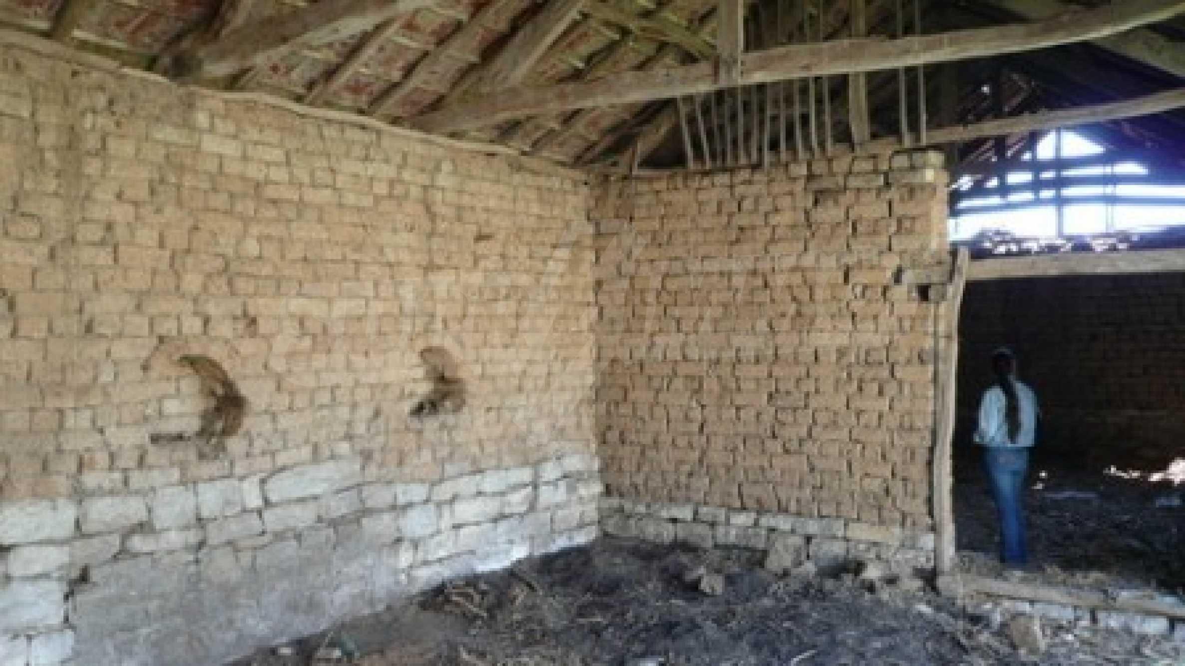 Geräumiges zweistöckiges Haus im Dorf Bistrentsi, Ruse 5