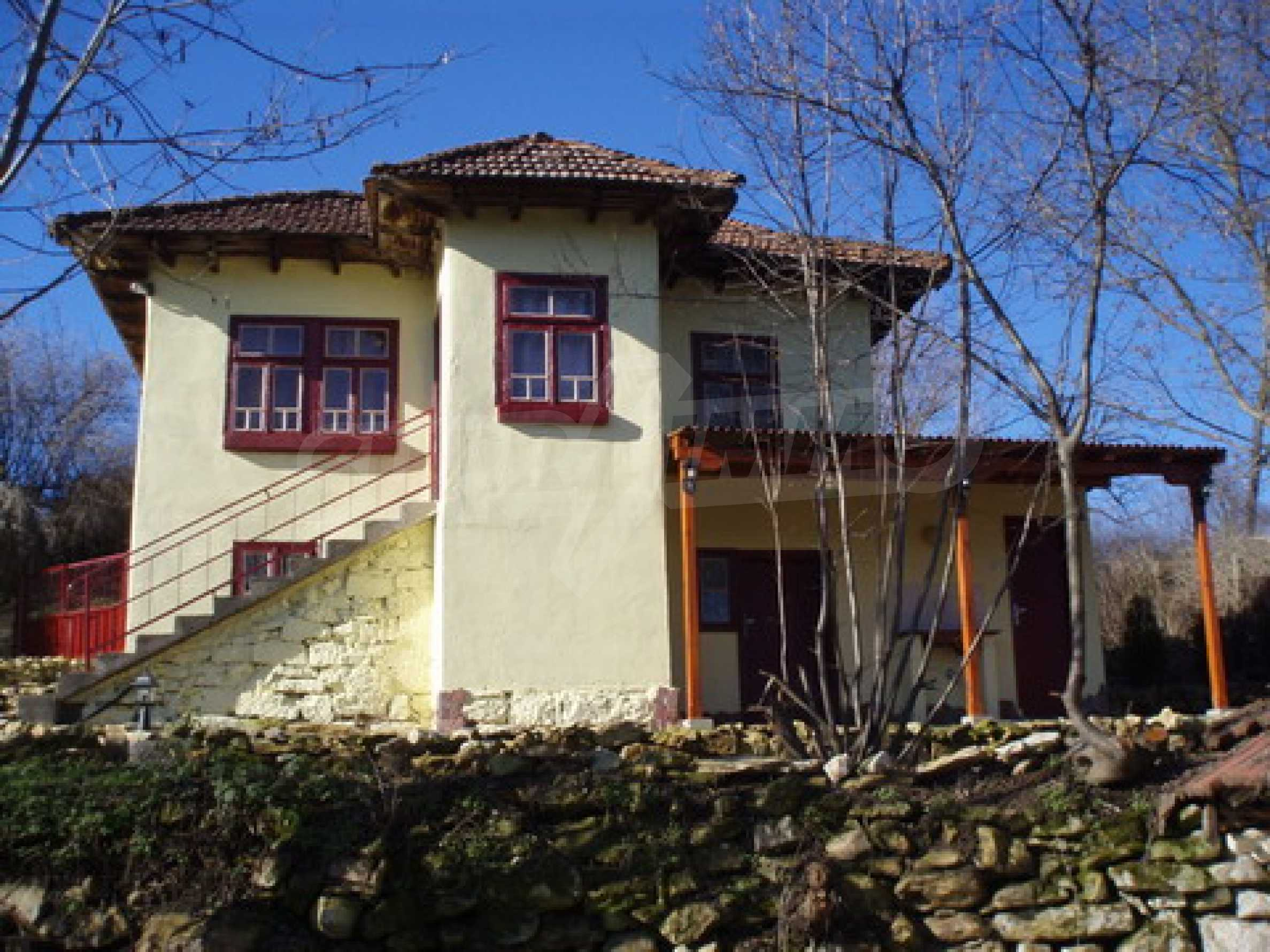 Two-storey house in Volovo village, Ruse district 1