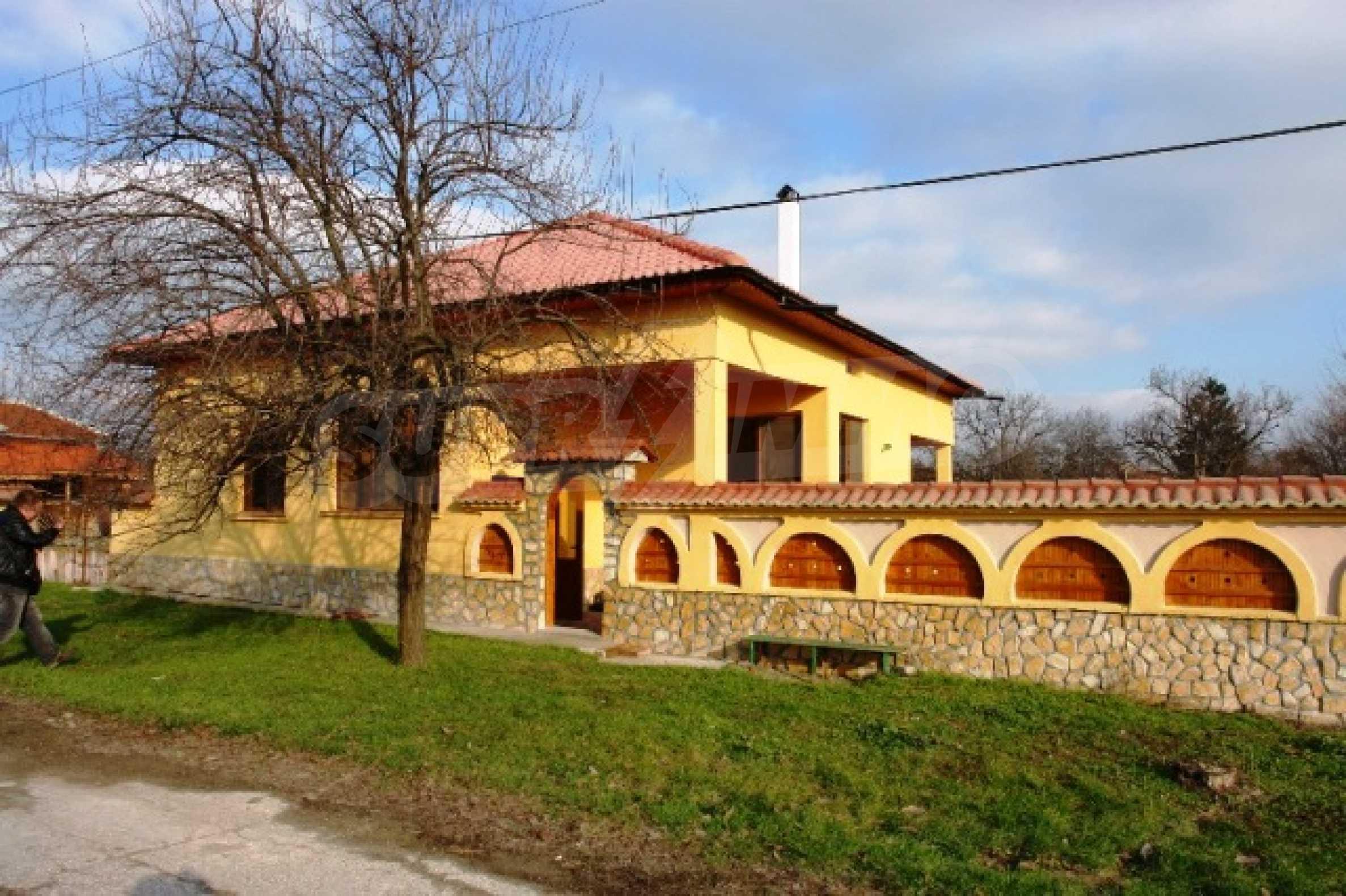 Къща в село Ряхово, Русенско
