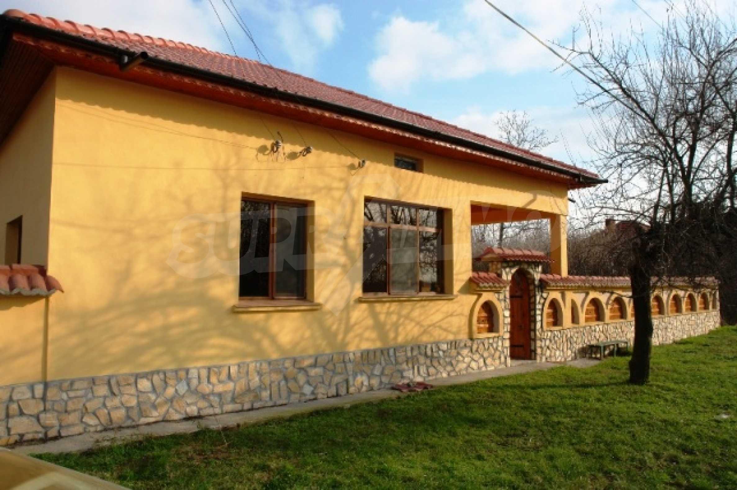 Къща в село Ряхово, Русенско 1