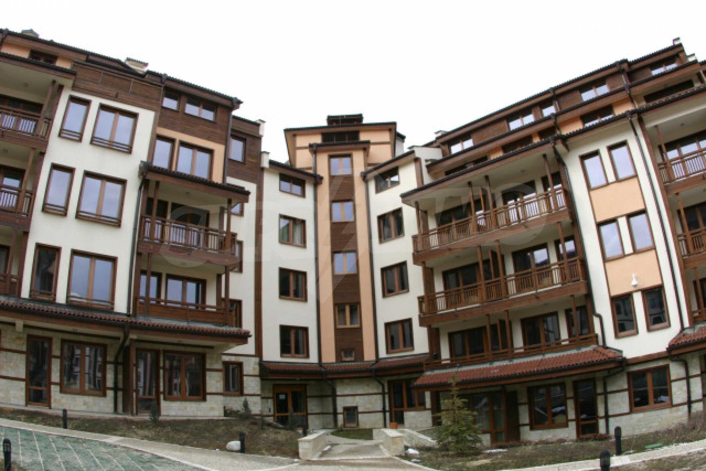 Двухкомнатный апартамент на продажу в Банско