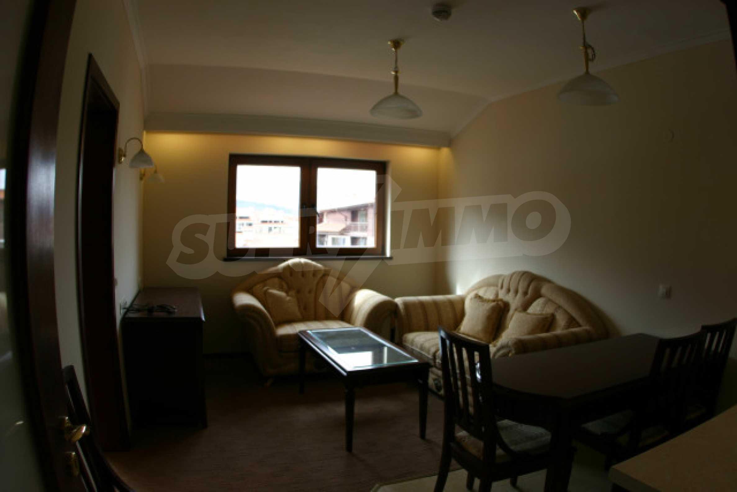 Двухкомнатный апартамент на продажу в Банско 2