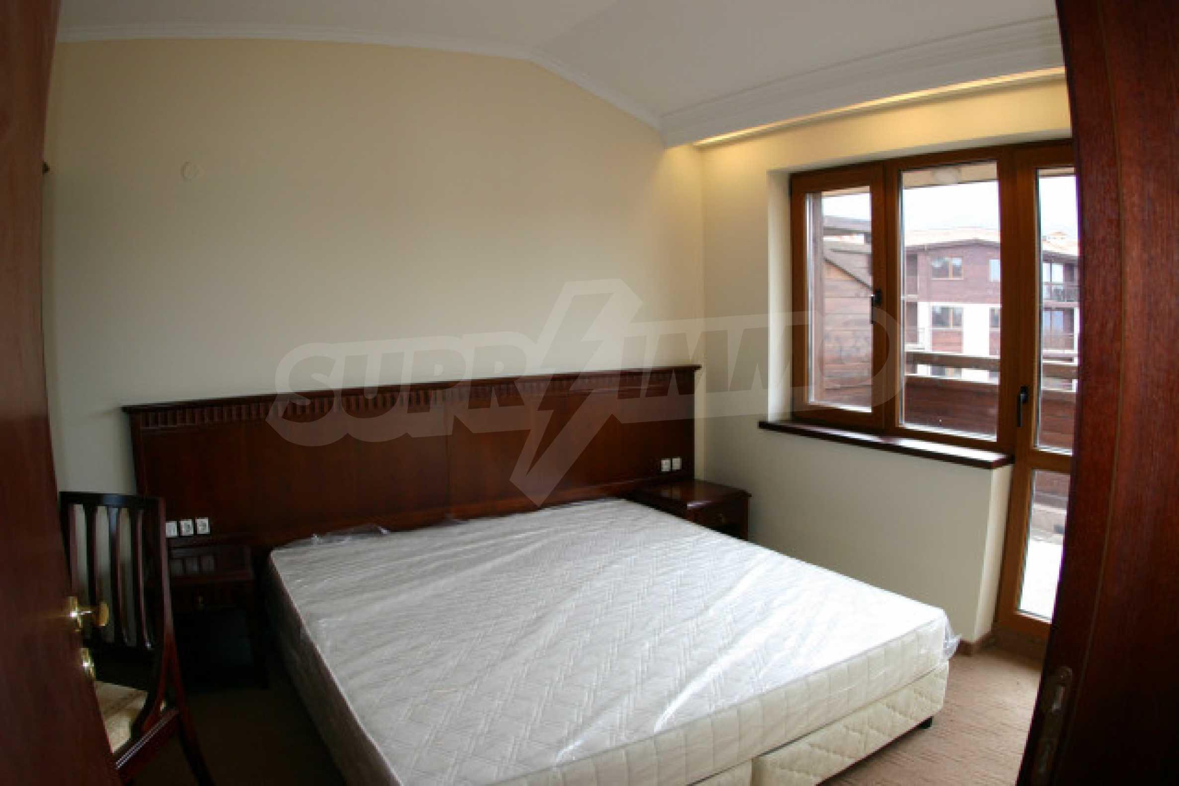 Двухкомнатный апартамент на продажу в Банско 3