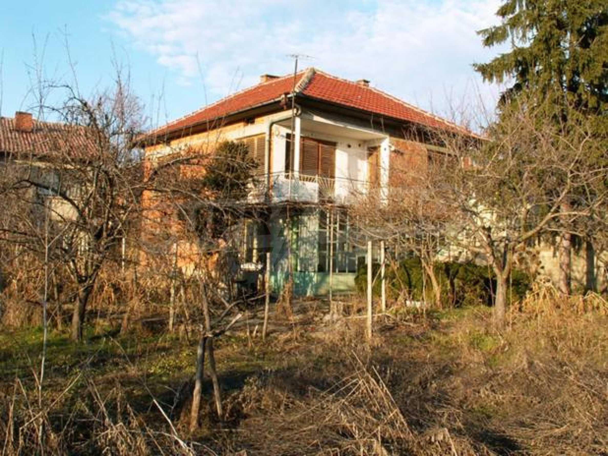 Къща продава в близост до Русе