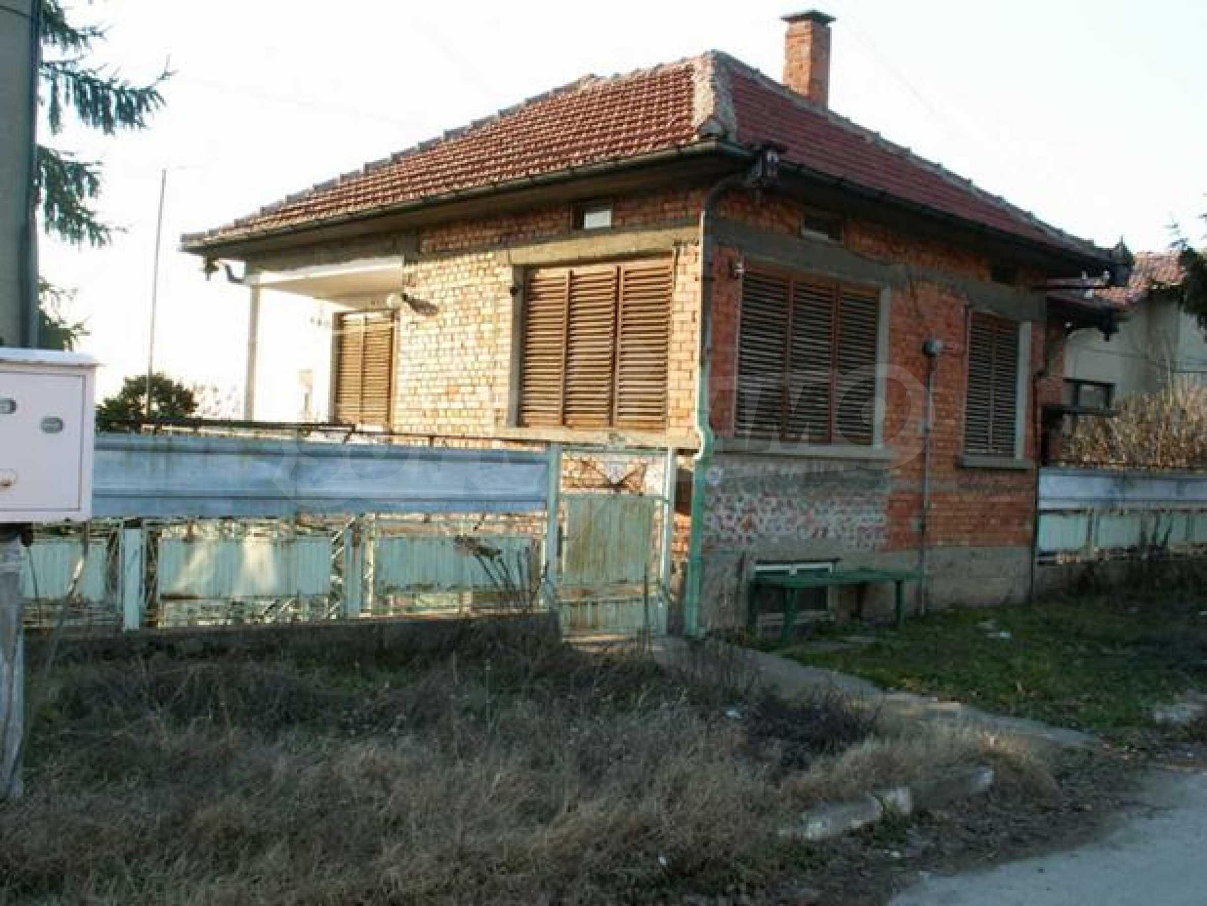 Къща продава в близост до Русе 1