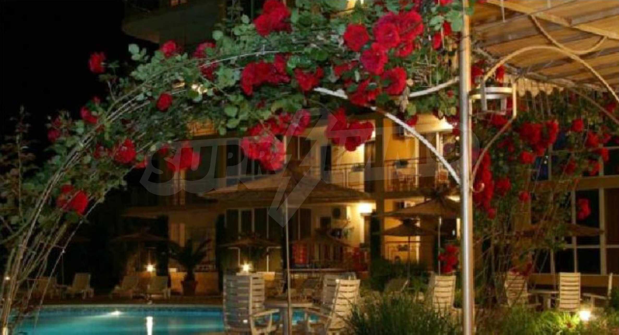 Komplett möbliertes Apartment mit 1 Schlafzimmer in Sunny Beach Goldener Sand, mit Meerblick 31