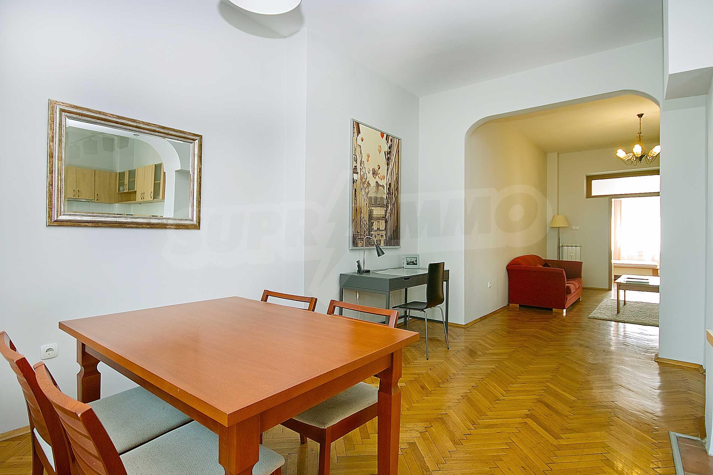 Апартамент Паренсов
