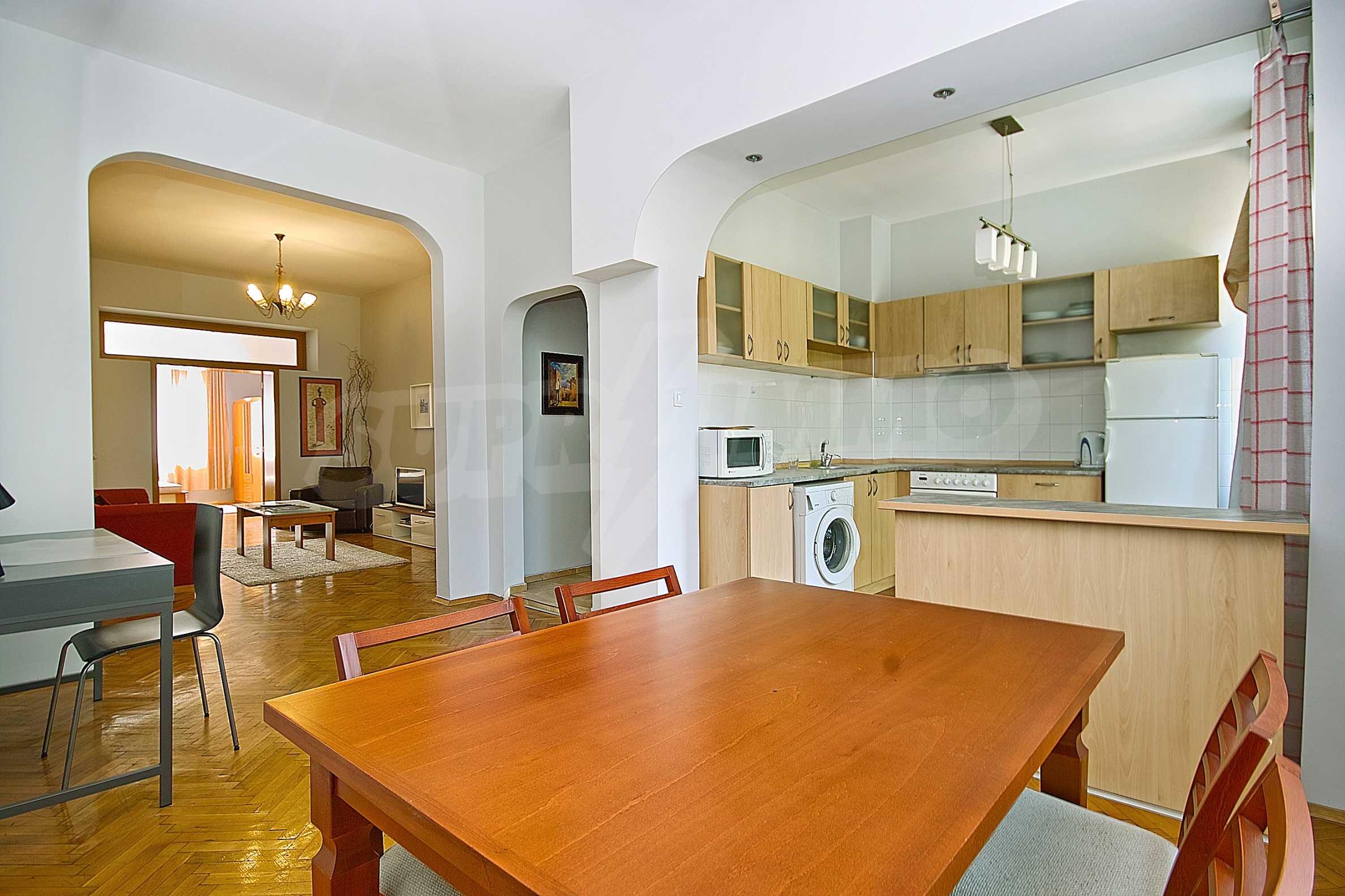 Апартамент Паренсов 1