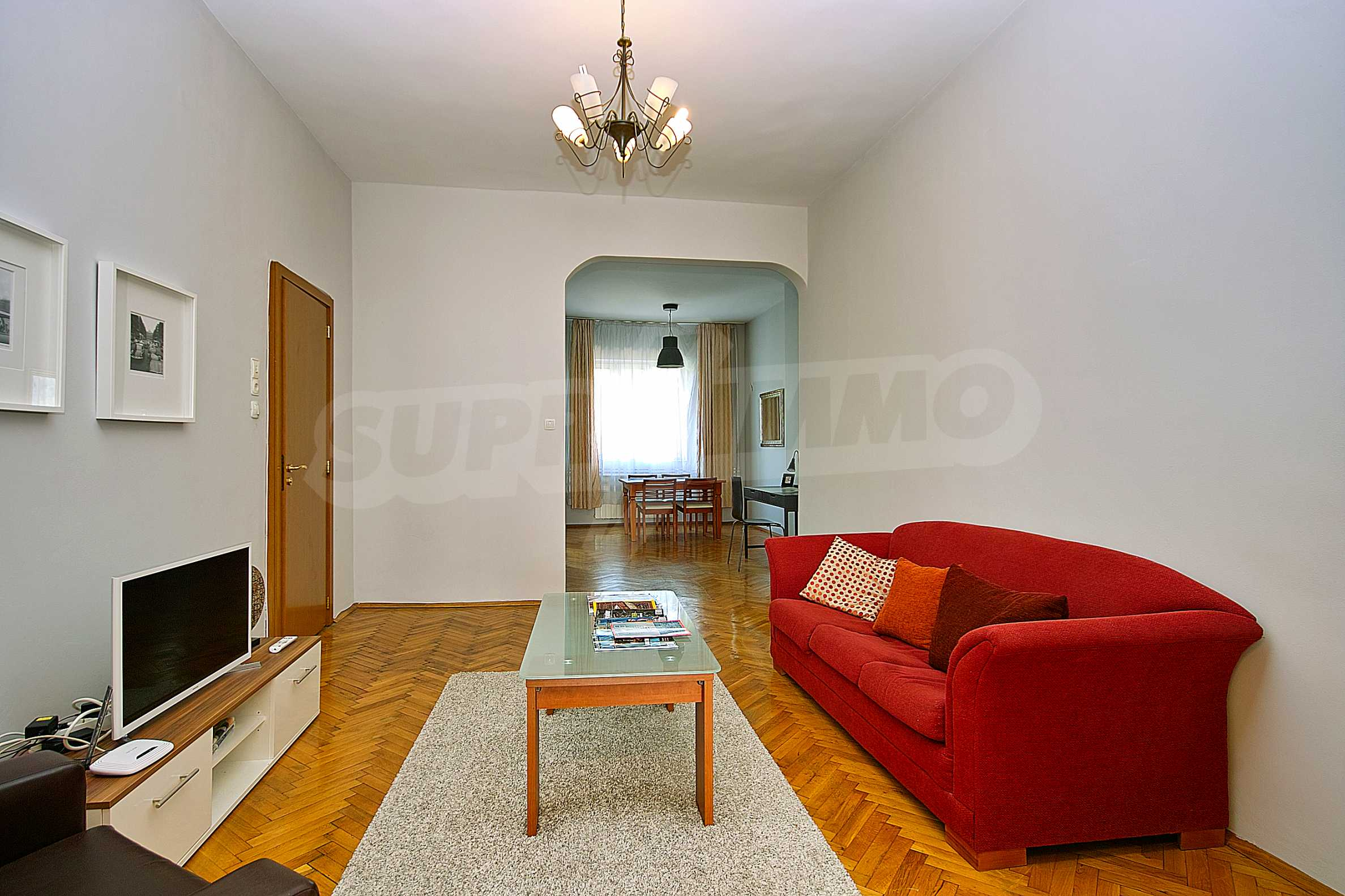Апартамент Паренсов 2