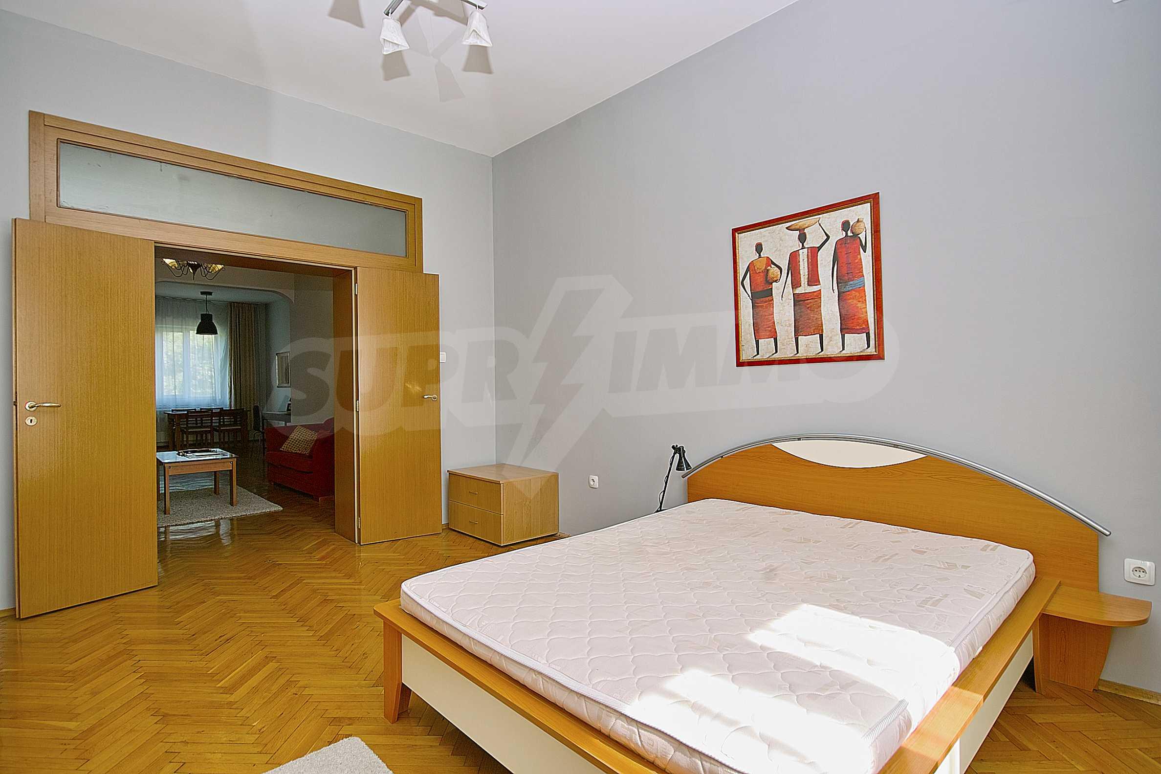 Апартамент Паренсов 4