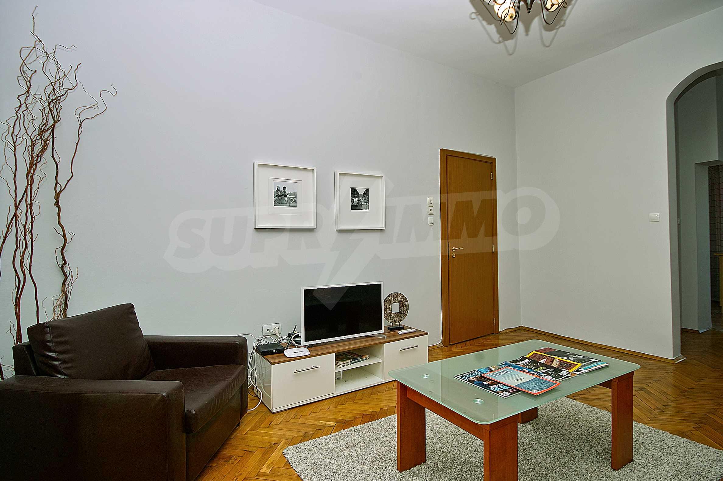 Апартамент Паренсов 6