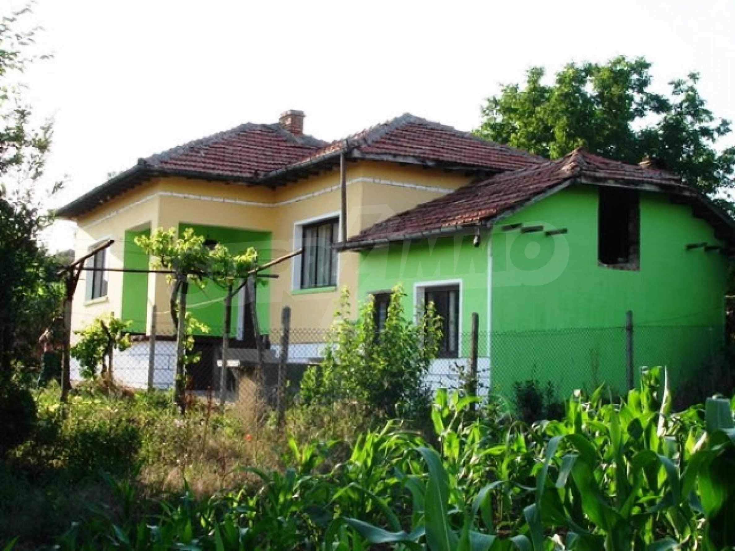 One-storey 3-bedroom house in Piperkovo village, Ruse district 5