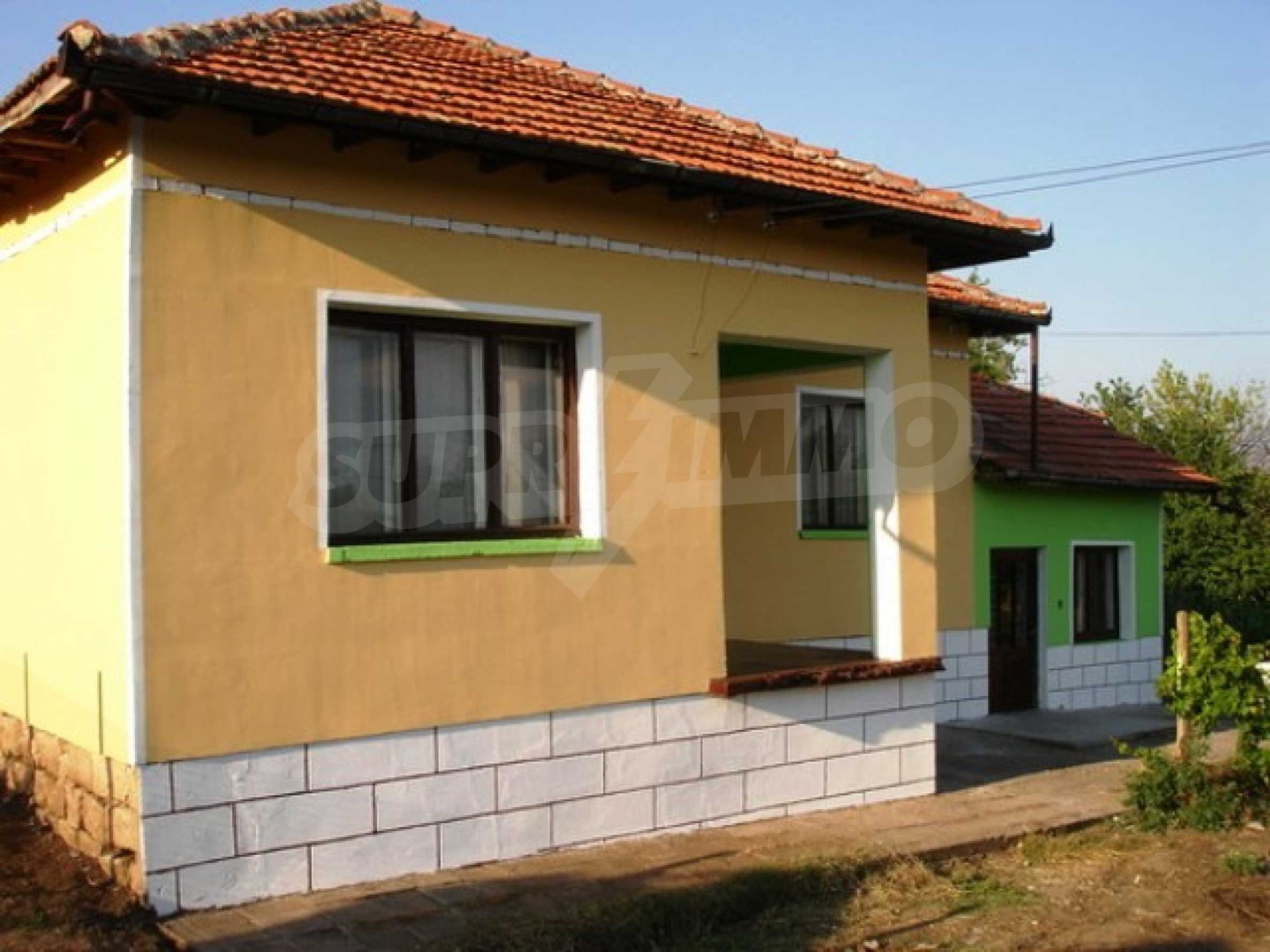 One-storey 3-bedroom house in Piperkovo village, Ruse district 7