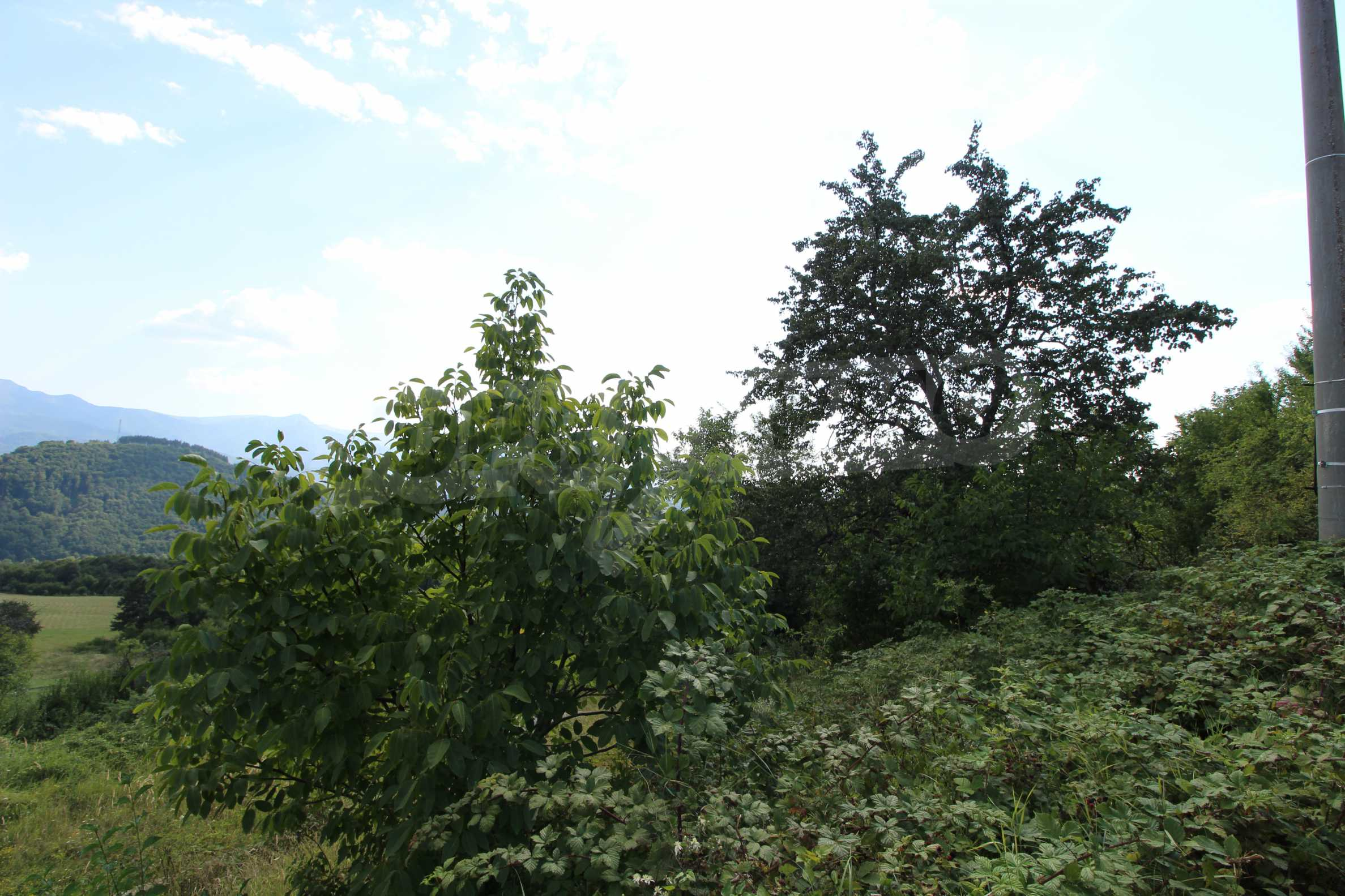 Plot of land for residential building in wonderful mountain area 3