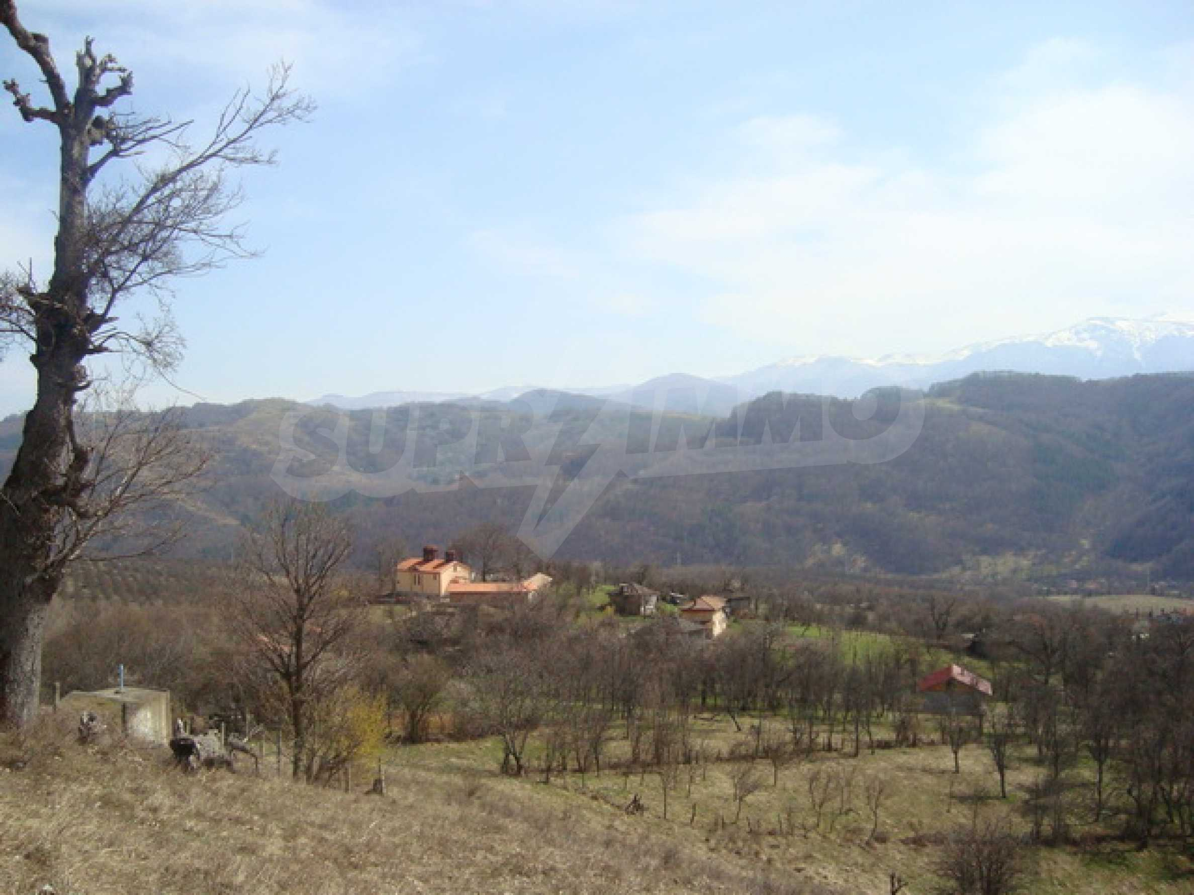 Plot of land for residential building in wonderful mountain area 5