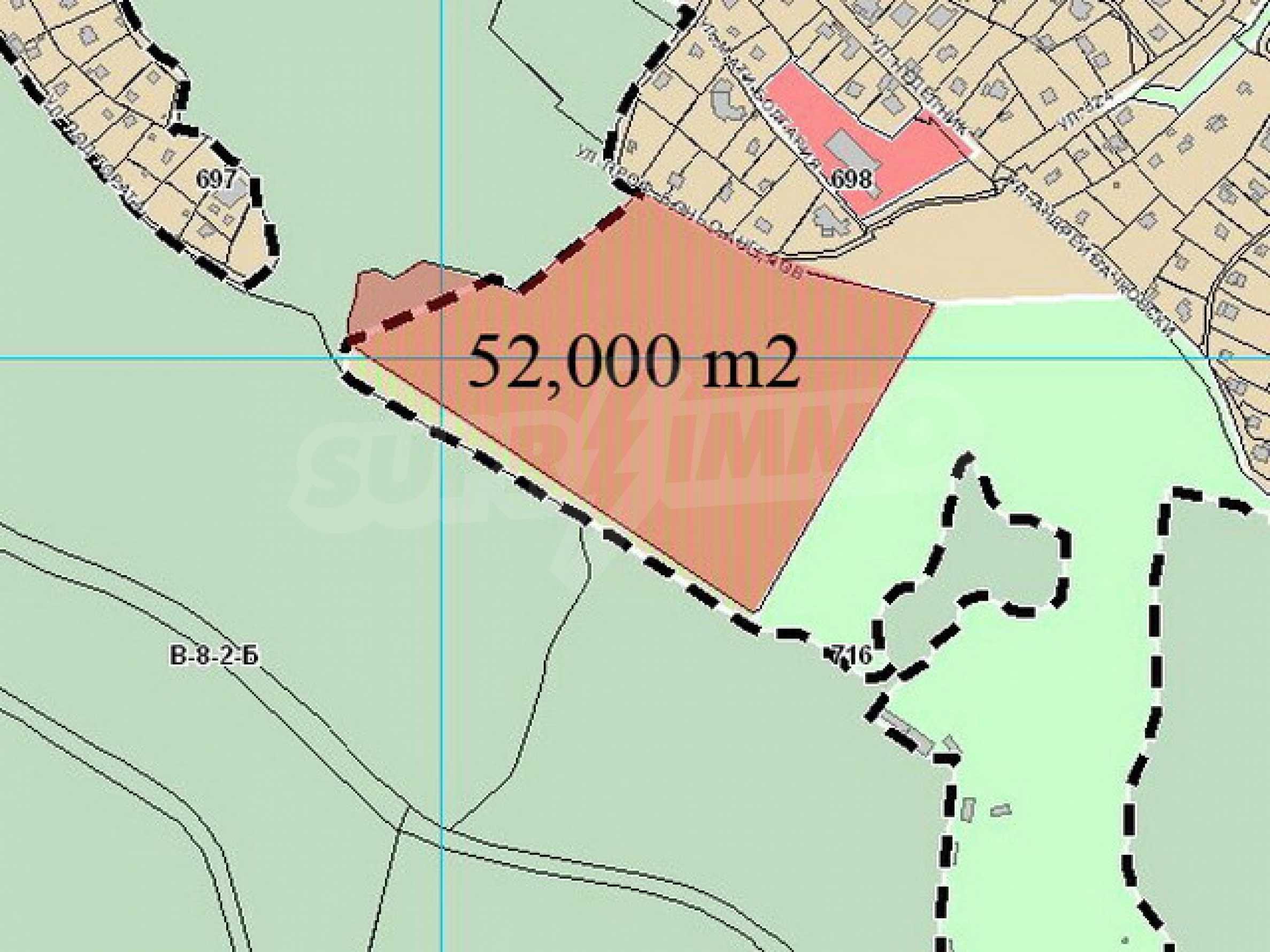Продажа земли в г. София 1