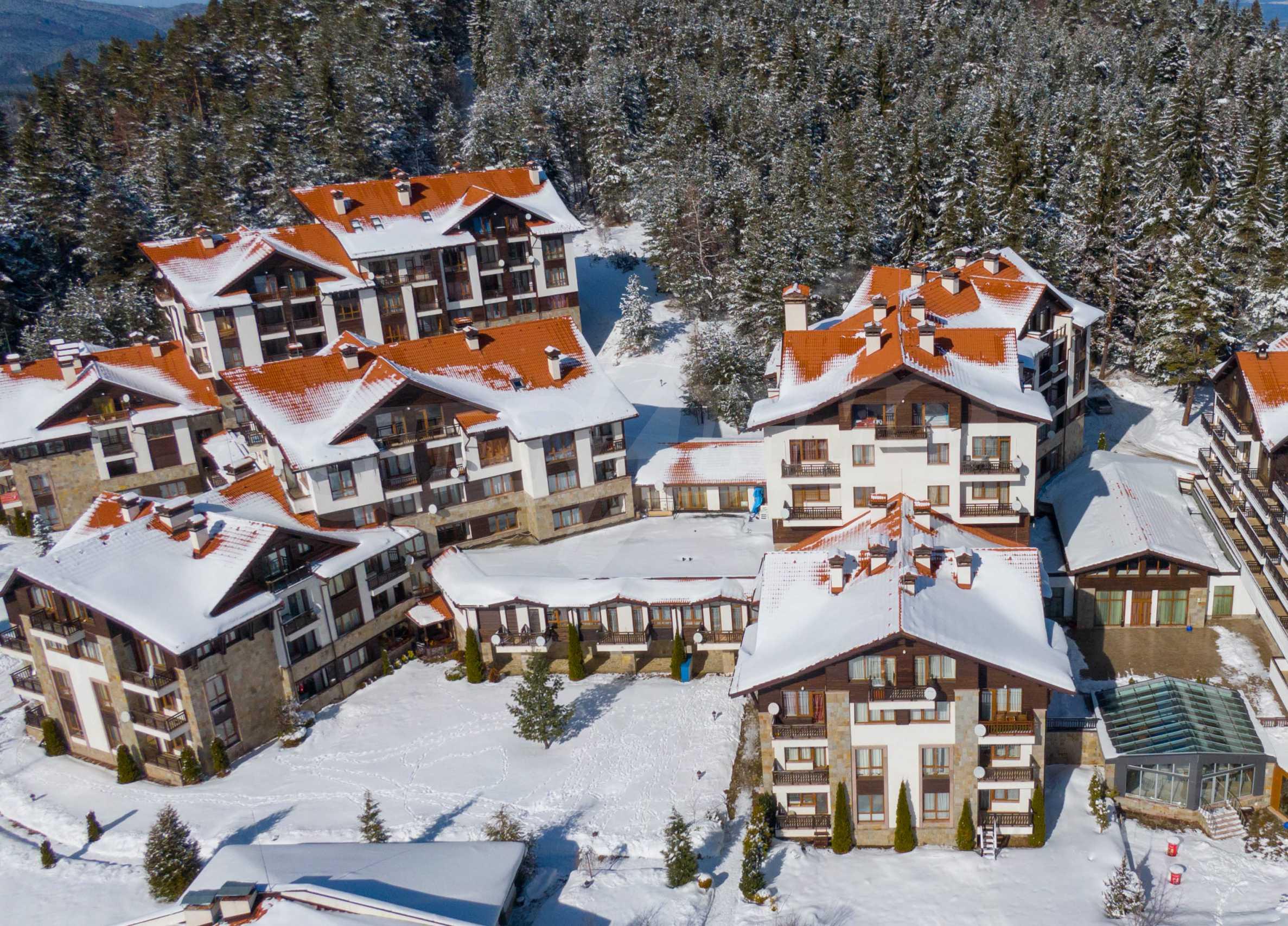 Erstklassige Wohnungen zum Verkauf Meter von der Yastrebets-Strecke in Borovets entfernt 12