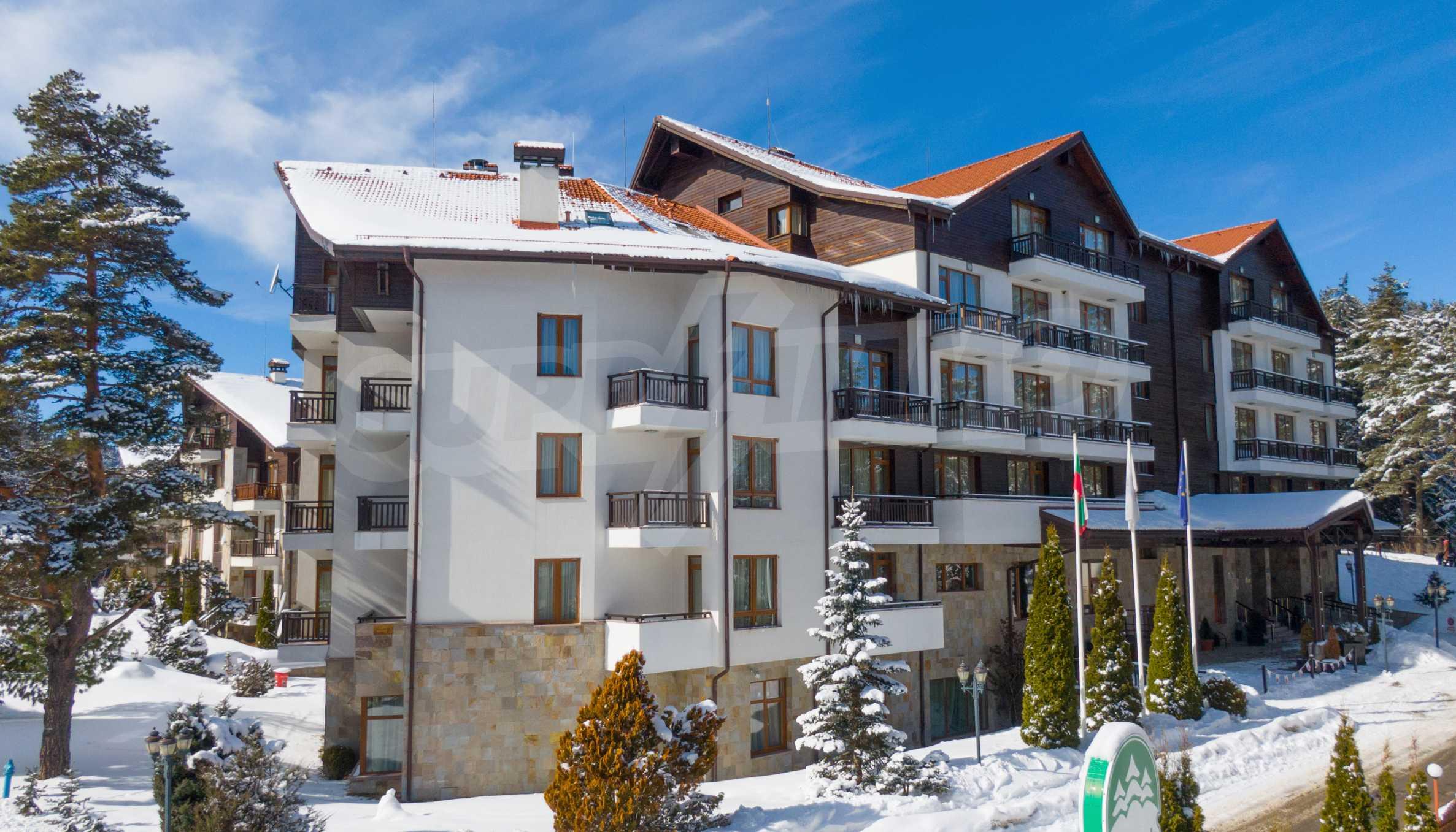 Erstklassige Wohnungen zum Verkauf Meter von der Yastrebets-Strecke in Borovets entfernt 16