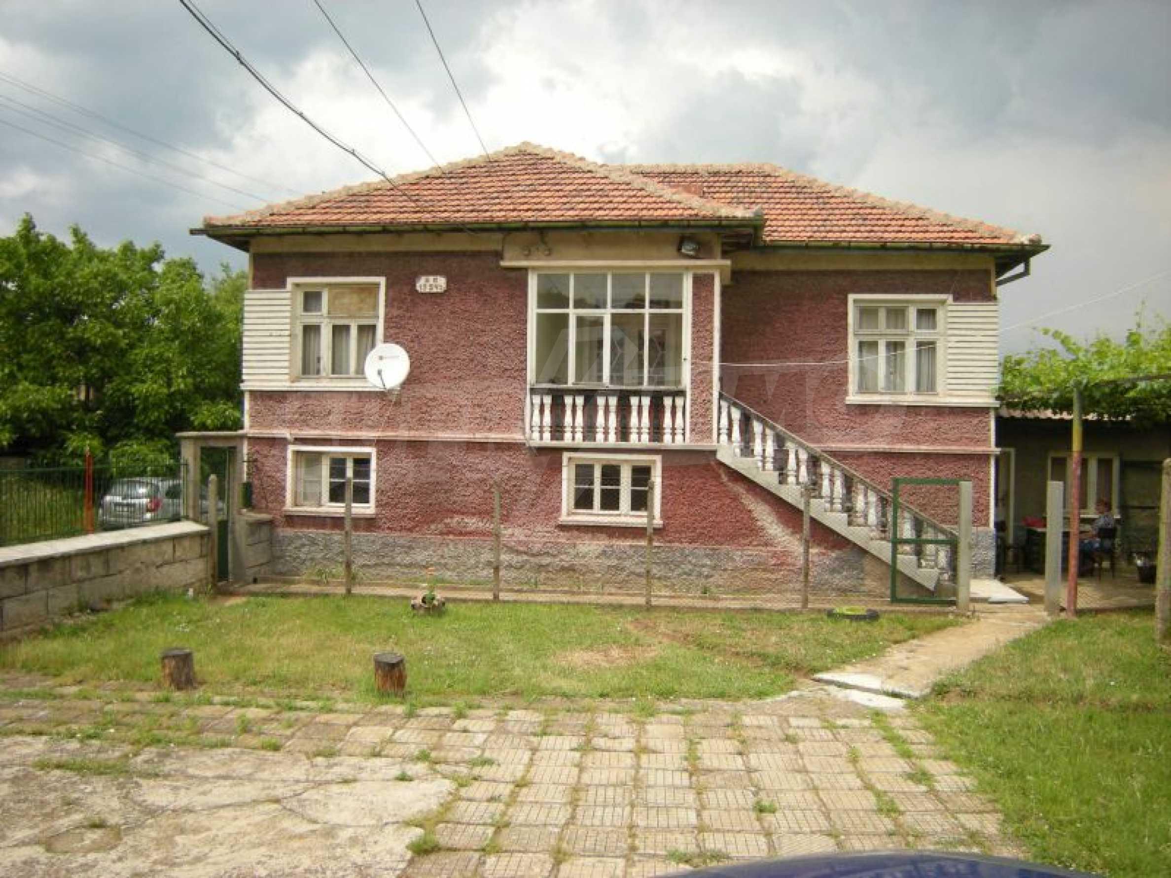 Haus zum Verkauf in der Nähe von Haskovo